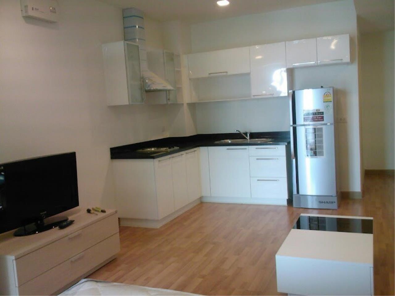 Arken Estate Agency Property Agency near BTS & MRT Agency's For Rent..Nusasiri Grand Ekkamai 1 bed 1 bath 2