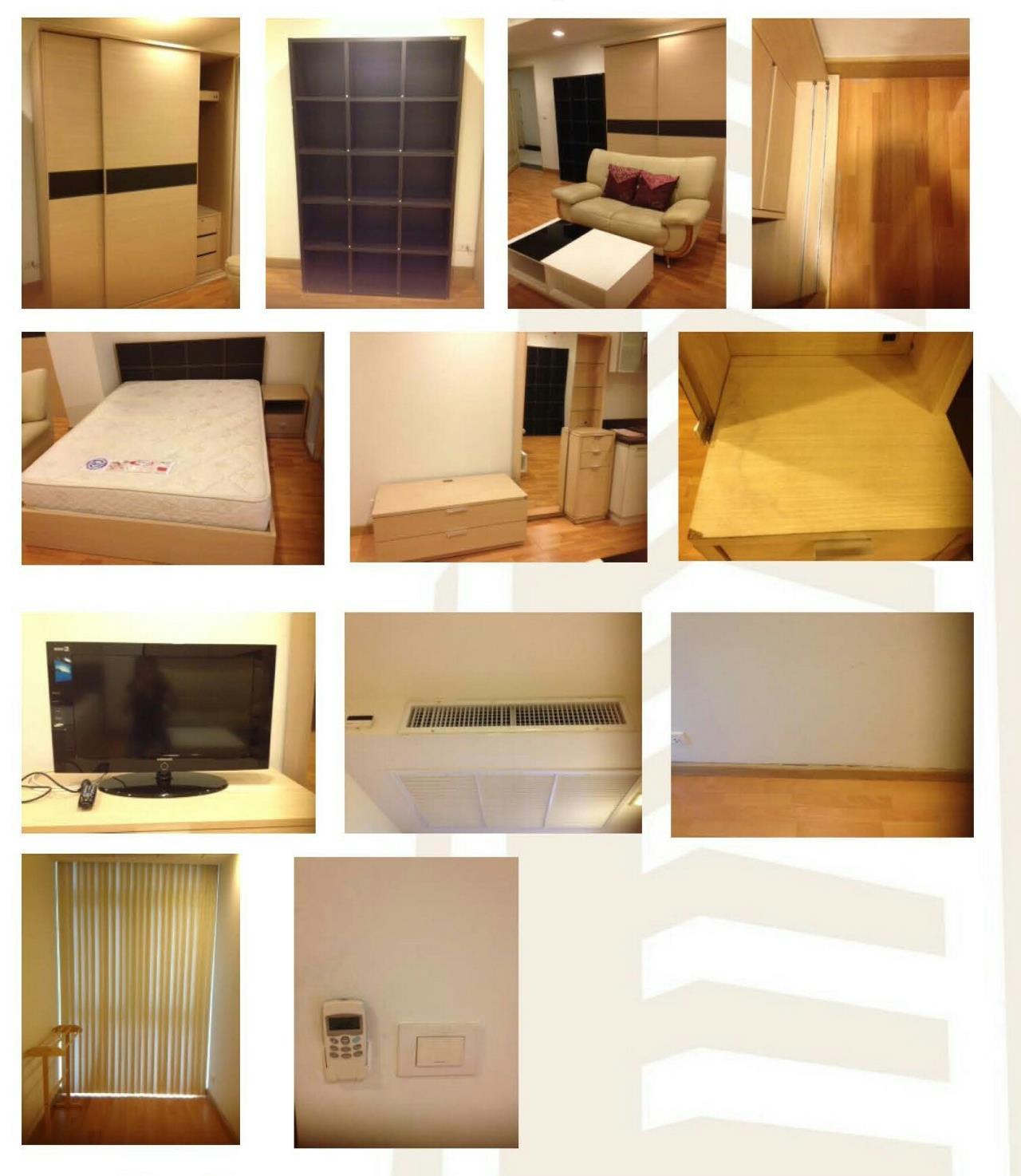 Arken Estate Agency Property Agency near BTS & MRT Agency's For Rent..Nusasiri Grand Ekkamai 1 bed 1 bath 3