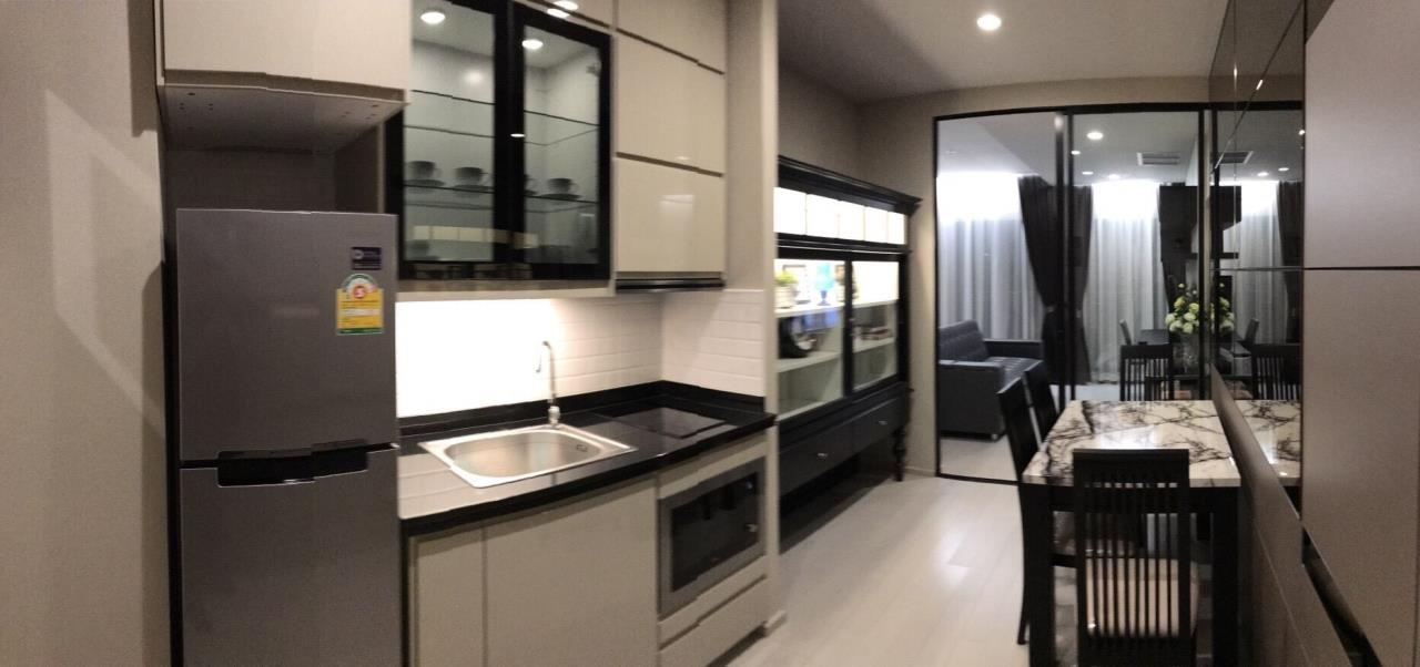 Arken Estate Agency Property Agency near BTS & MRT Agency's For Rent.. Noble Ploenchit 1 bed 1 bath 4