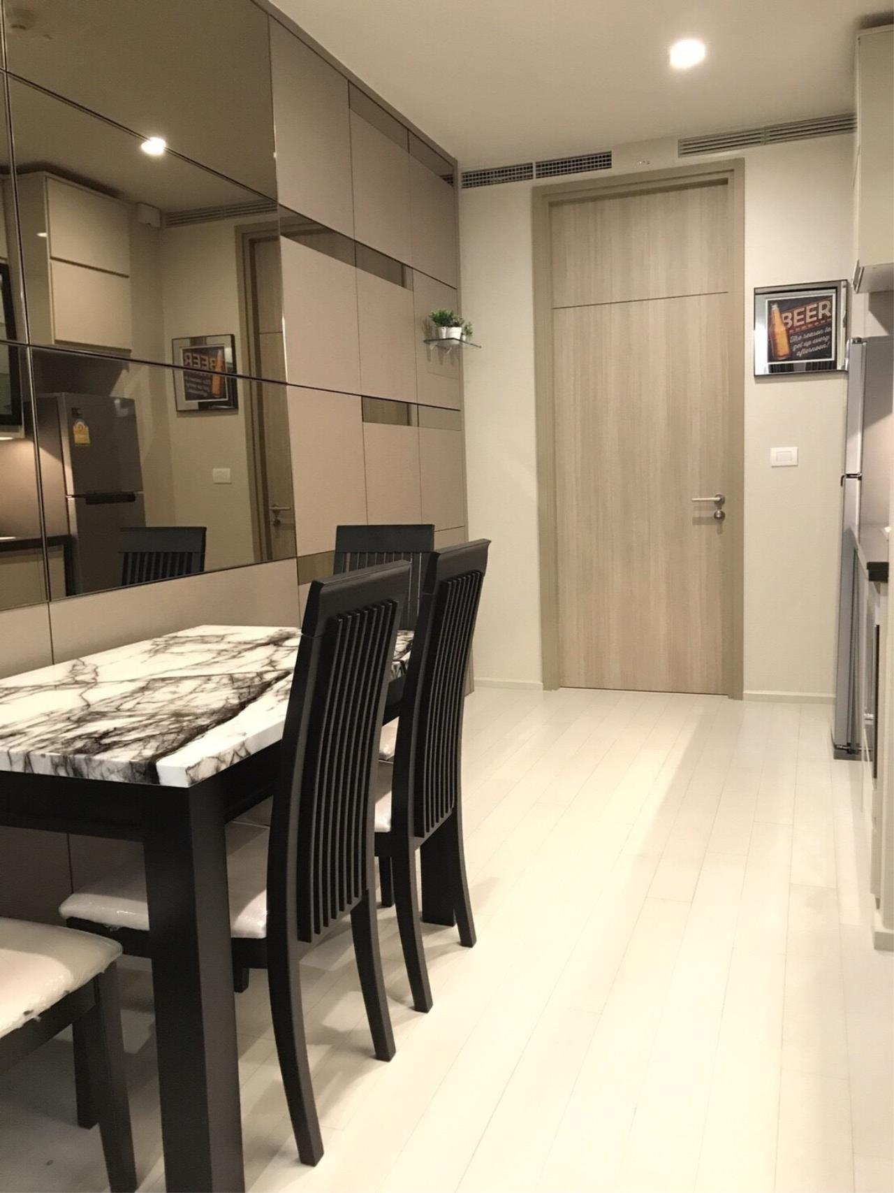 Arken Estate Agency Property Agency near BTS & MRT Agency's For Rent.. Noble Ploenchit 1 bed 1 bath 3
