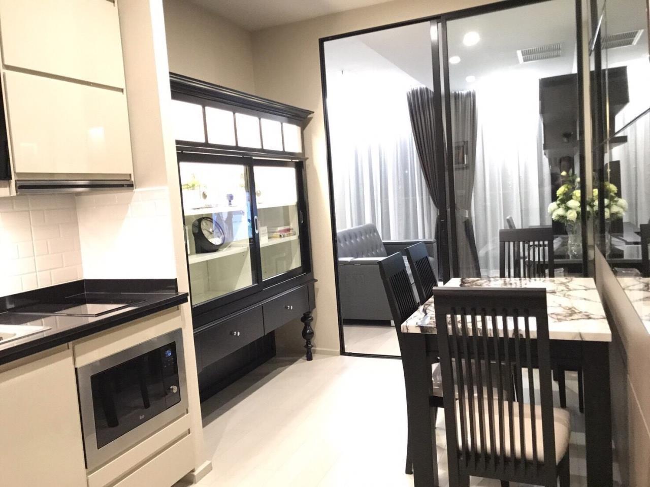 Arken Estate Agency Property Agency near BTS & MRT Agency's For Rent.. Noble Ploenchit 1 bed 1 bath 2