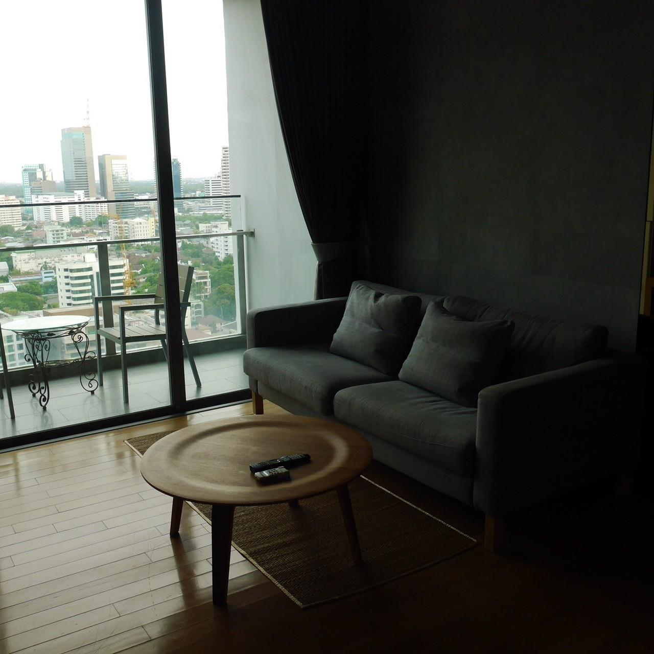 Arken Estate Agency Property Agency near BTS & MRT Agency's For Sale/Rent..Aequa Sukhumvit 49.. 1 bed 1 bath 4