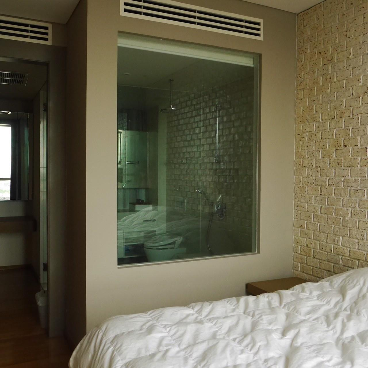 Arken Estate Agency Property Agency near BTS & MRT Agency's For Sale/Rent..Aequa Sukhumvit 49.. 1 bed 1 bath 3