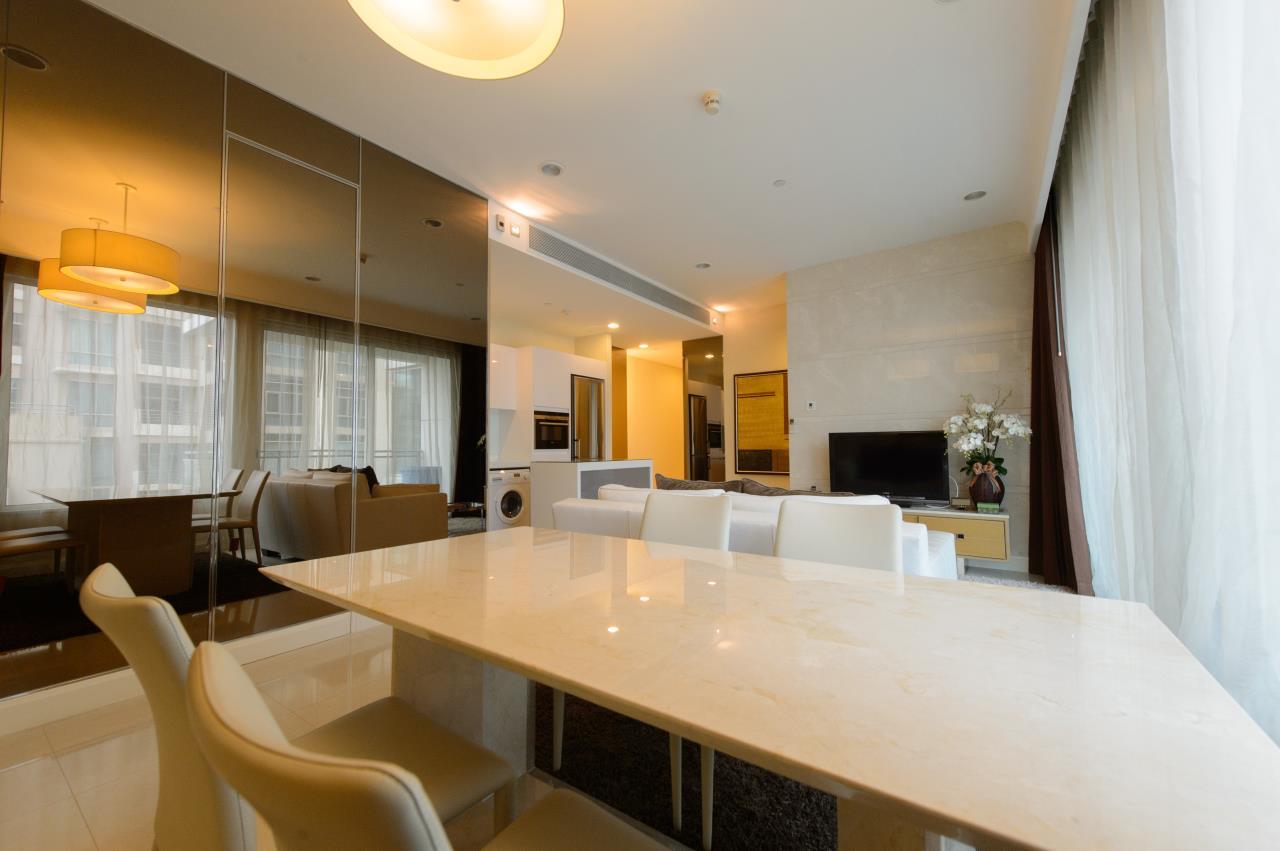 Arken Estate Agency Property Agency near BTS & MRT Agency's For Sale/Rent..Q House Langsuan 2 bed 3