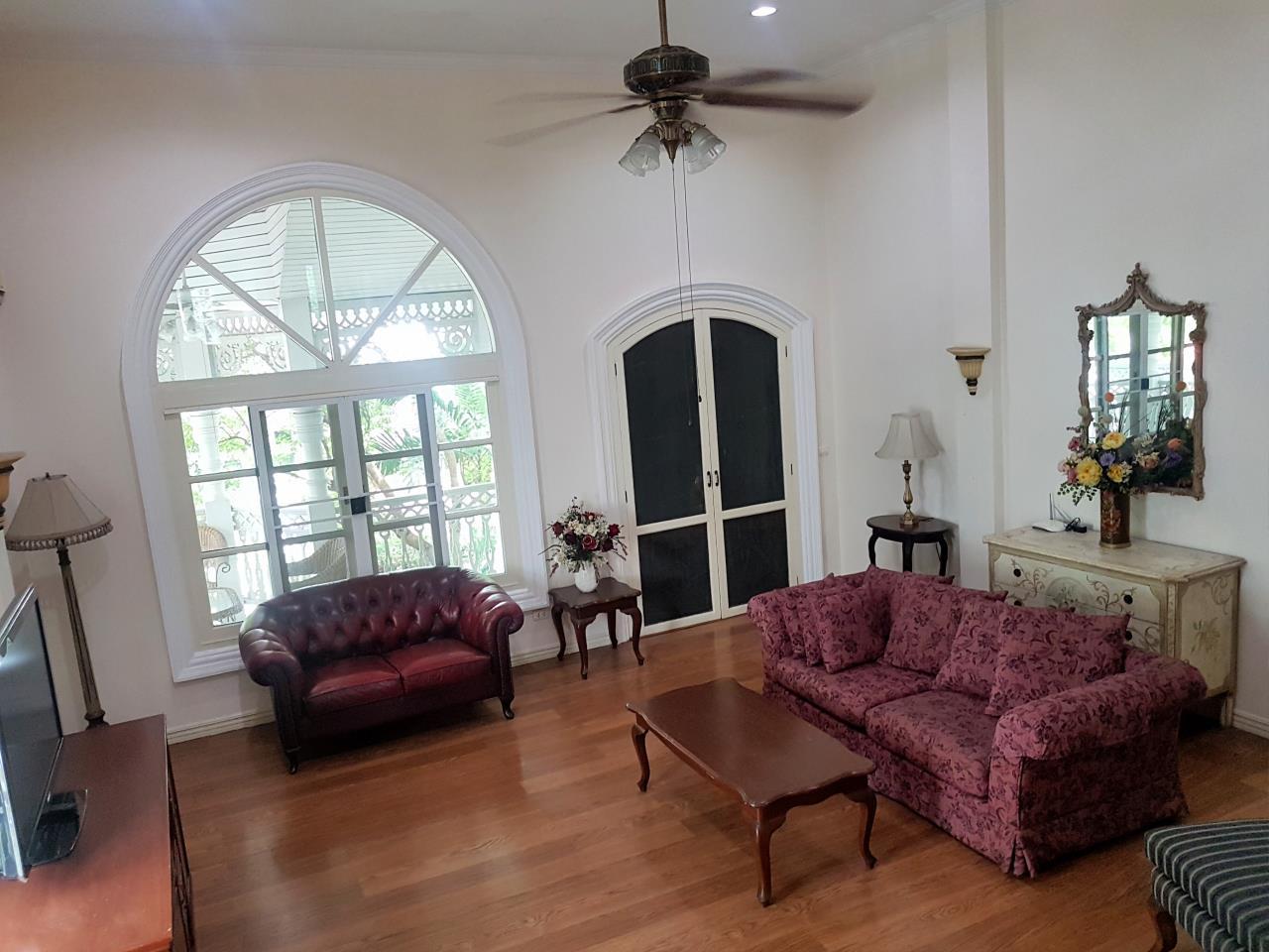 Arken Estate Agency Property Agency near BTS & MRT Agency's For Rent..Townhouse at Fantasia Villa 2 5