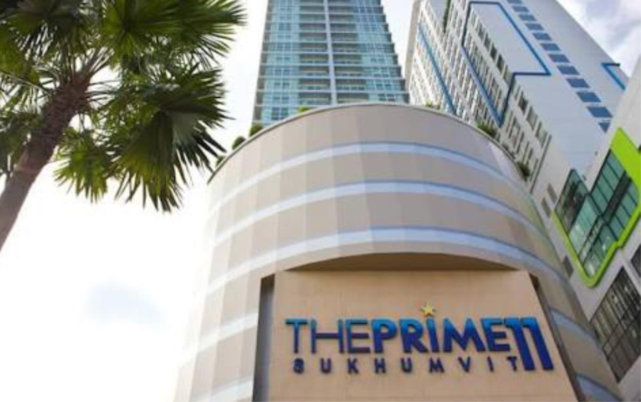 Arken Estate Agency Property Agency near BTS & MRT Agency's For Rent..The Prime Sukhumvit 11 1