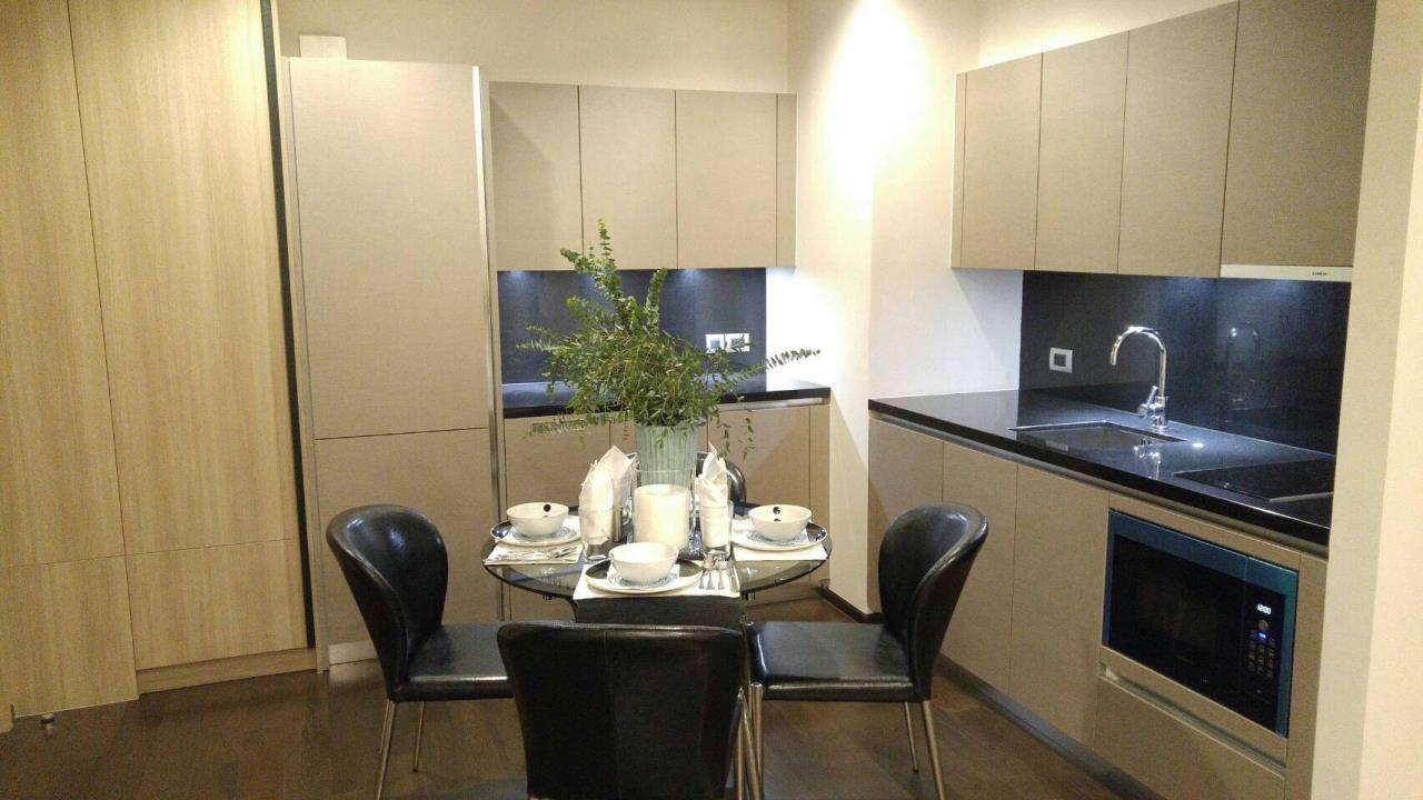 Arken Estate Agency Property Agency near BTS & MRT Agency's For Sale The XXXIX By Sansiri 1 bed 1 bath 3