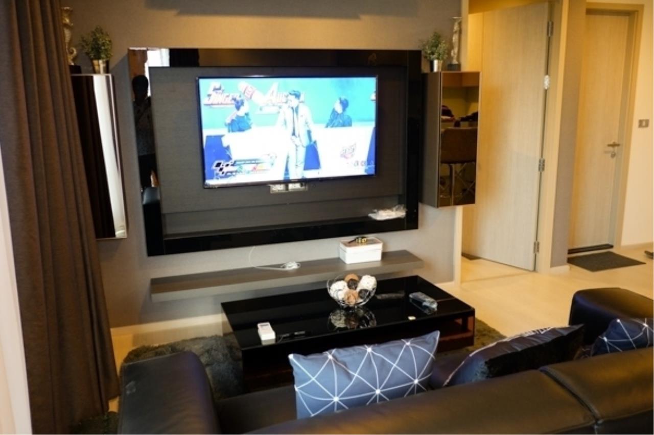 Arken Estate Agency Property Agency near BTS & MRT Agency's For Rent..Rhythm 36-38 2 bed 2 bath 1