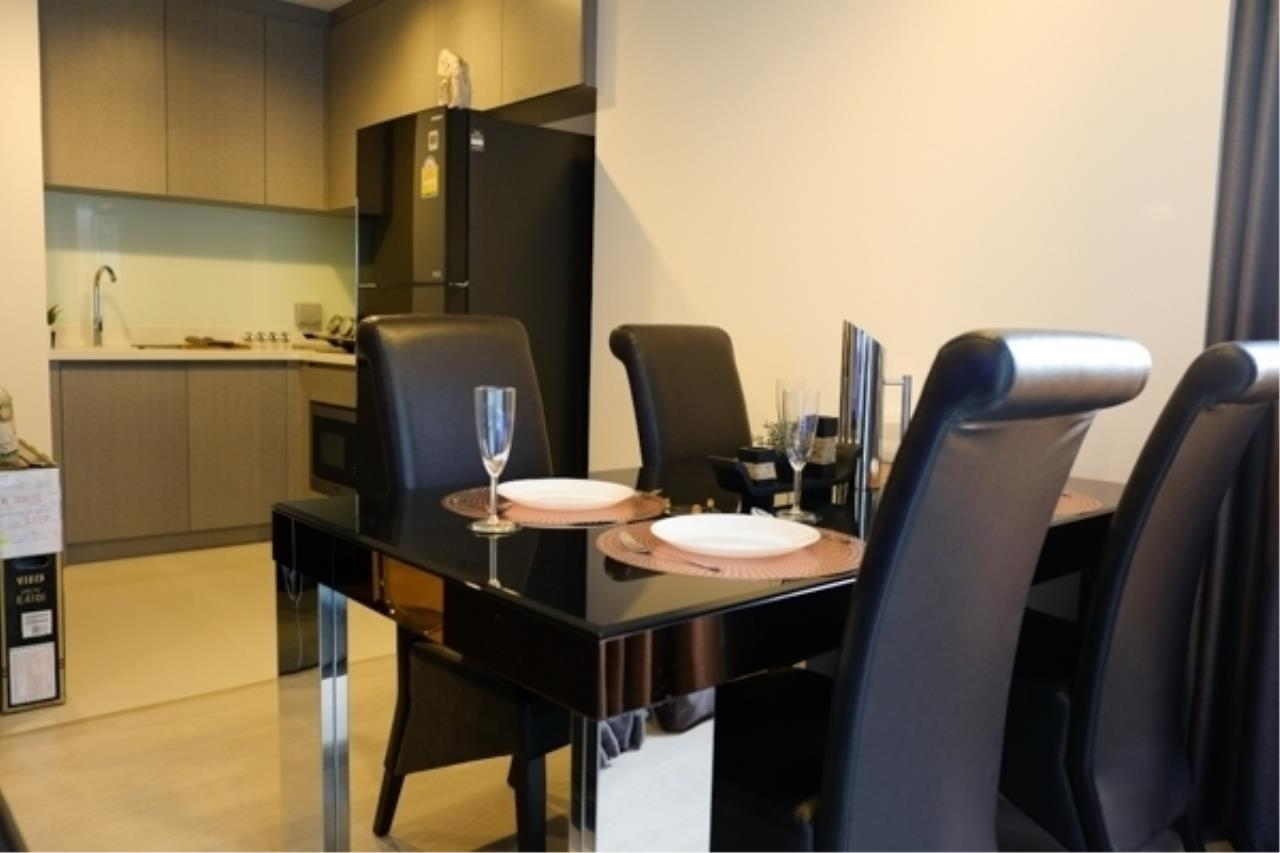 Arken Estate Agency Property Agency near BTS & MRT Agency's For Rent..Rhythm 36-38 2 bed 2 bath 4