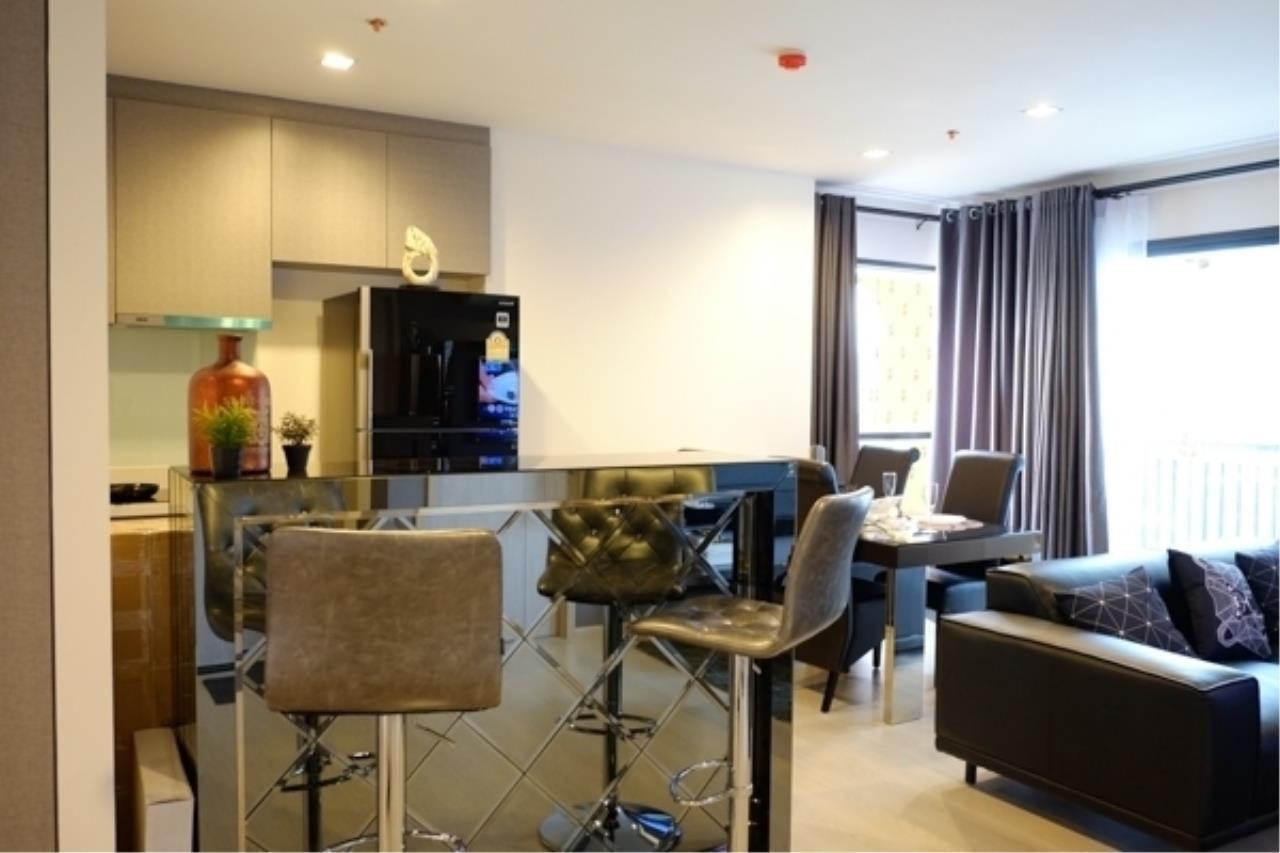 Arken Estate Agency Property Agency near BTS & MRT Agency's For Rent..Rhythm 36-38 2 bed 2 bath 5