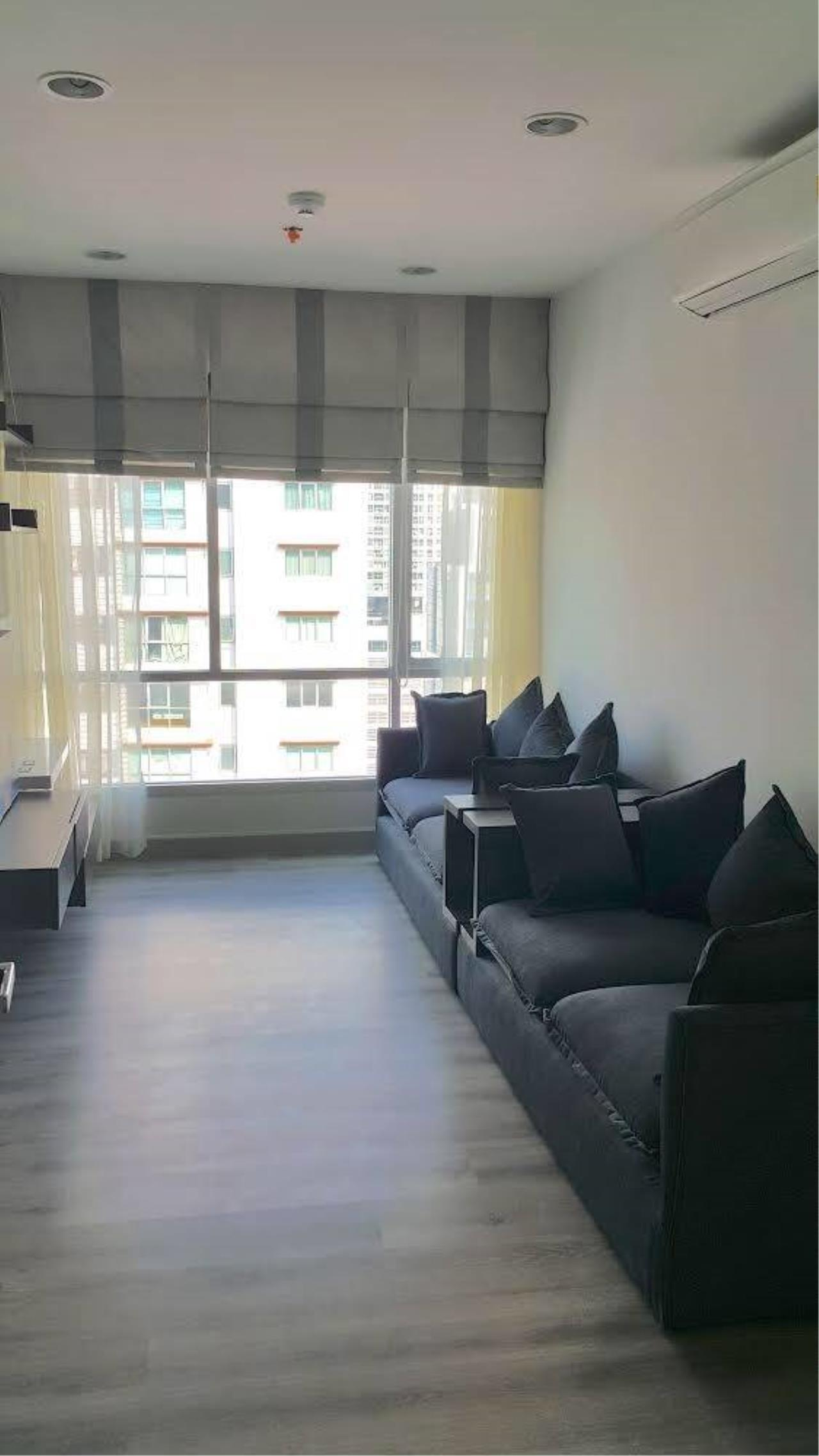Arken Estate Agency Property Agency near BTS & MRT Agency's For Rent Centric Sathorn 2 bed 2 bath 1