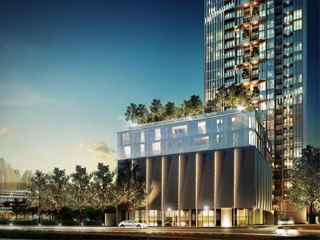 Arken Estate Agency Property Agency near BTS & MRT Agency's Sell Before Transfer..Hyde Sukhumvit 11 3