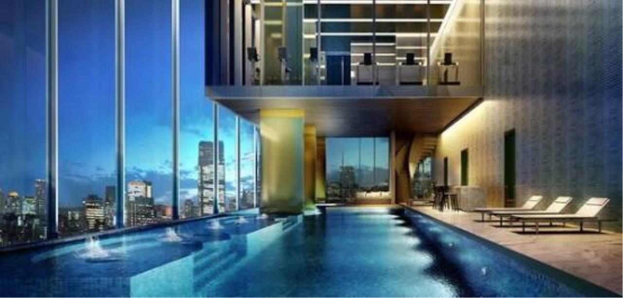 Arken Estate Agency Property Agency near BTS & MRT Agency's Sell Before Transfer..Hyde Sukhumvit 11..Size 63 sqm 3