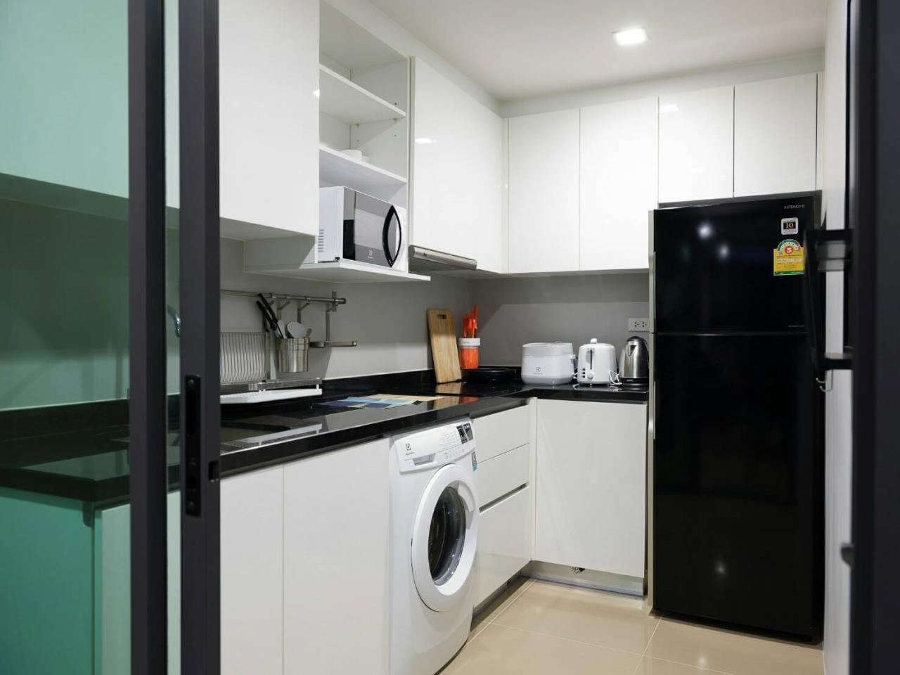 Arken Estate Agency Property Agency near BTS & MRT Agency's For Rent Mirage Sukhumvit 27, 2 bed 2 bath 5
