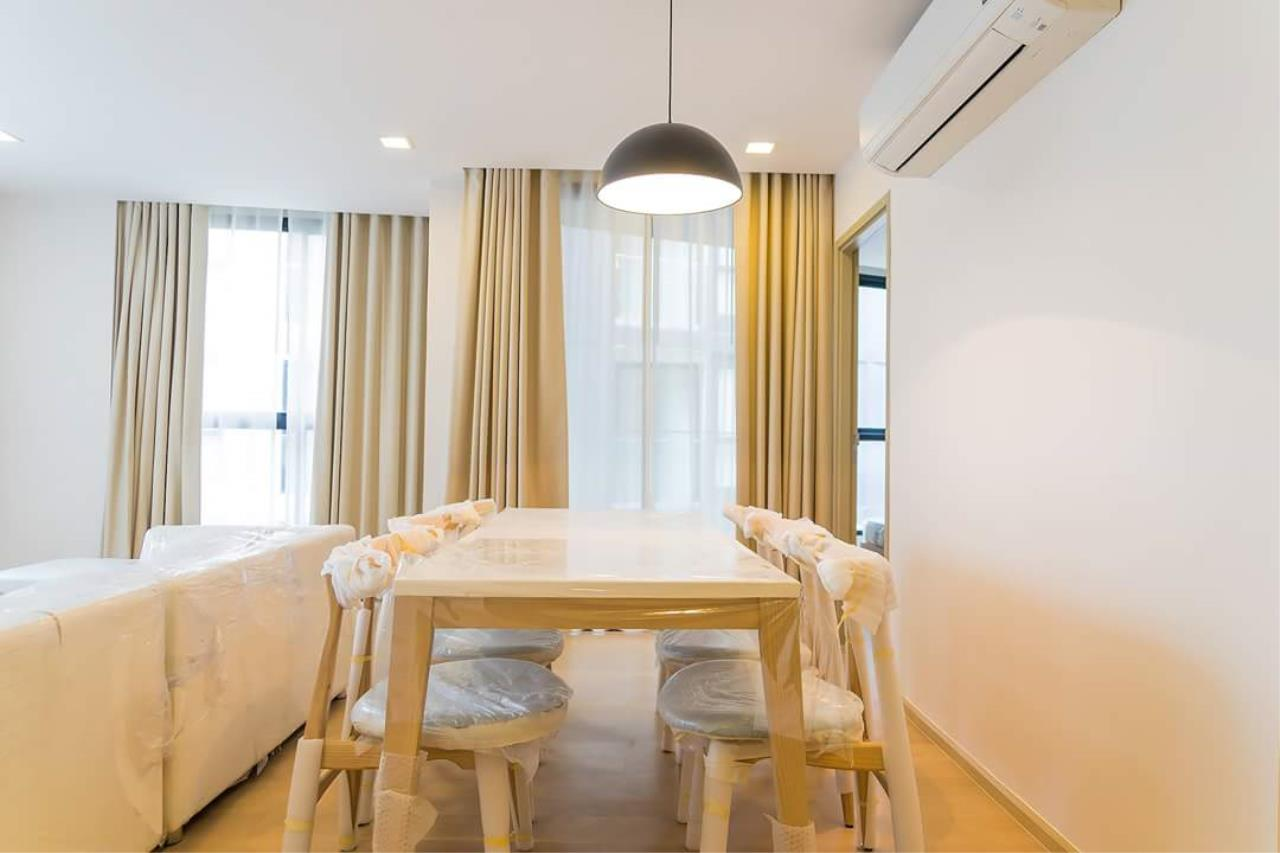 Arken Estate Agency Agency's For rent..Liv@Sukhumvit 49, 3 bed 3 bath 6