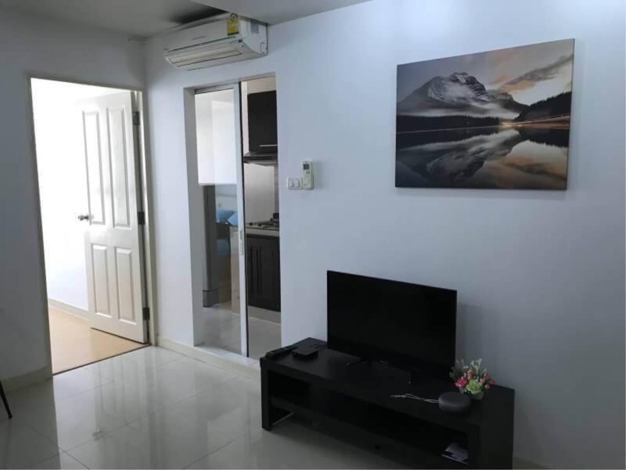 Arken Estate Agency Property Agency near BTS & MRT Agency's Zenith Place 1bedroom Good price 15K ( 1 unit available ) 9