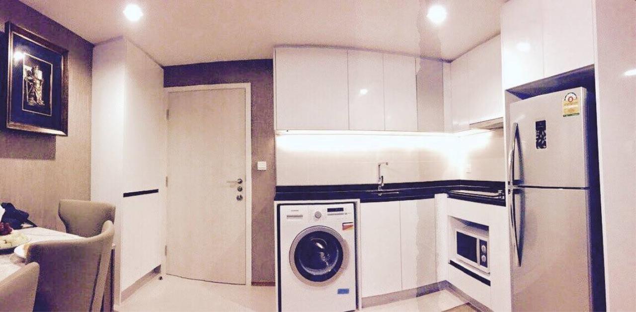 Arken Estate Agency Property Agency near BTS & MRT Agency's Maestro 39 2bedroom 4