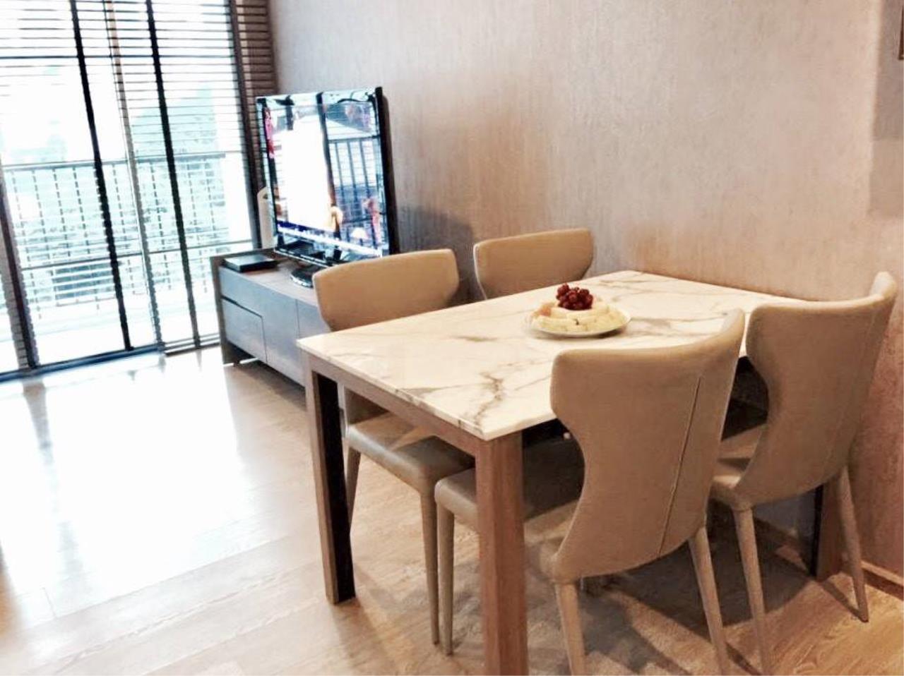 Arken Estate Agency Property Agency near BTS & MRT Agency's Maestro 39 2bedroom 5