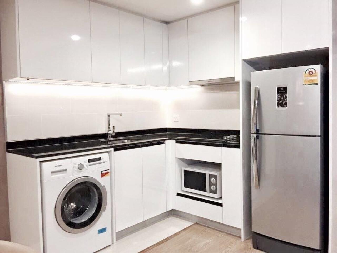 Arken Estate Agency Property Agency near BTS & MRT Agency's Maestro 39 2bedroom 8