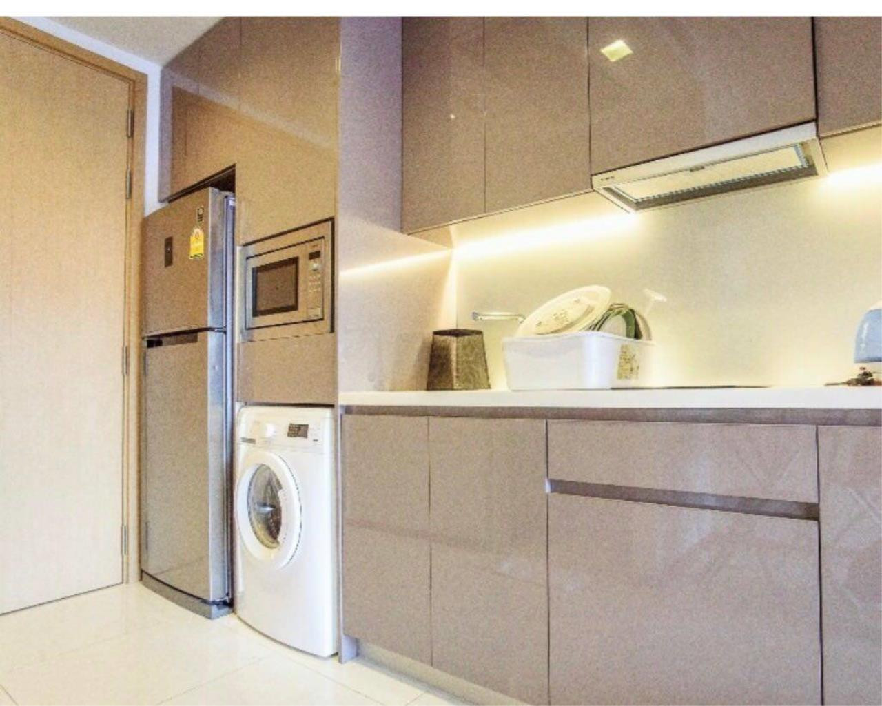 Arken Estate Agency Property Agency near BTS & MRT Agency's Hyde Sukhumvit 13 - Studio unit Selling Good price  5