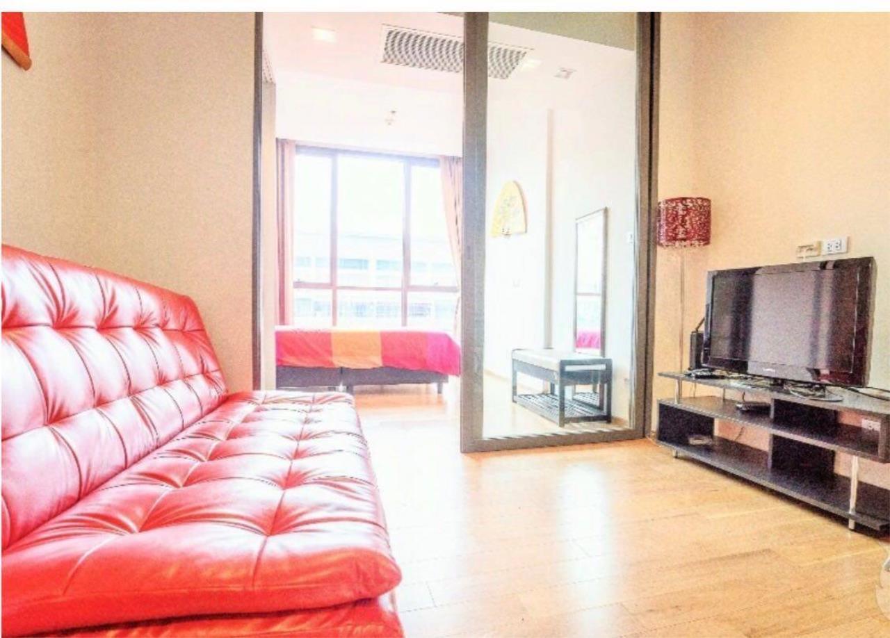 Arken Estate Agency Property Agency near BTS & MRT Agency's Hyde Sukhumvit 13 - Studio unit Selling Good price  4