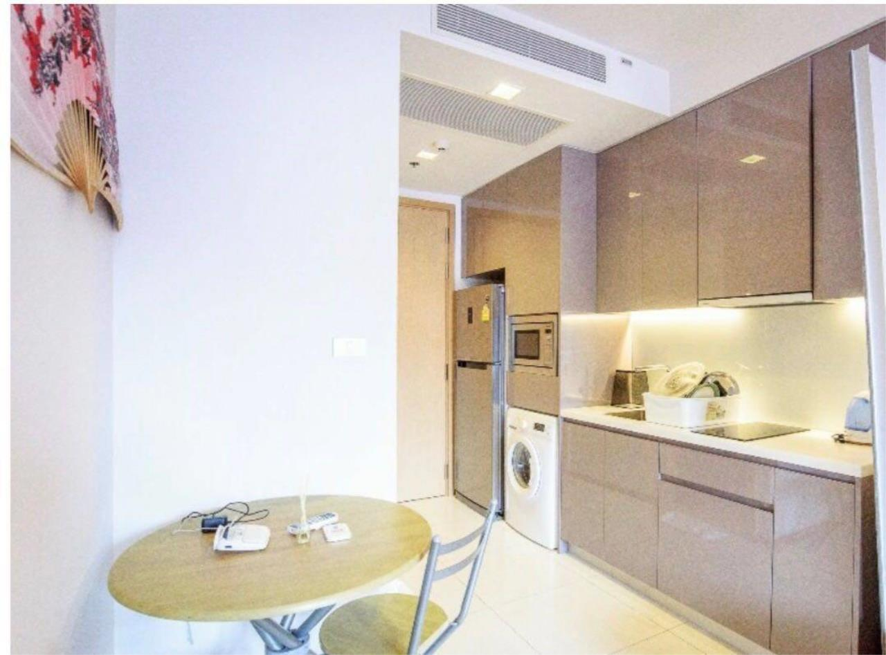 Arken Estate Agency Property Agency near BTS & MRT Agency's Hyde Sukhumvit 13 - Studio unit Selling Good price  6