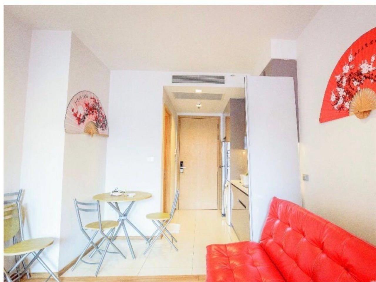 Arken Estate Agency Property Agency near BTS & MRT Agency's Hyde Sukhumvit 13 - Studio unit Selling Good price  7