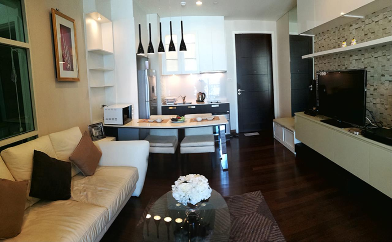 Arken Estate Agency Property Agency near BTS & MRT Agency's Ivy Thonglor available for rent 1bedroom ( 1 room left ) 4