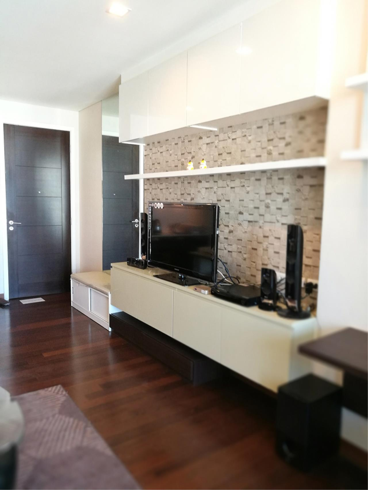 Arken Estate Agency Property Agency near BTS & MRT Agency's Ivy Thonglor available for rent 1bedroom ( 1 room left ) 5