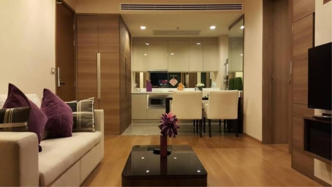 Arken Estate Agency Property Agency near BTS & MRT Agency's Address Sathorn 1bedroom 56sqm  Sell & Rent ( 1 room left ) 1