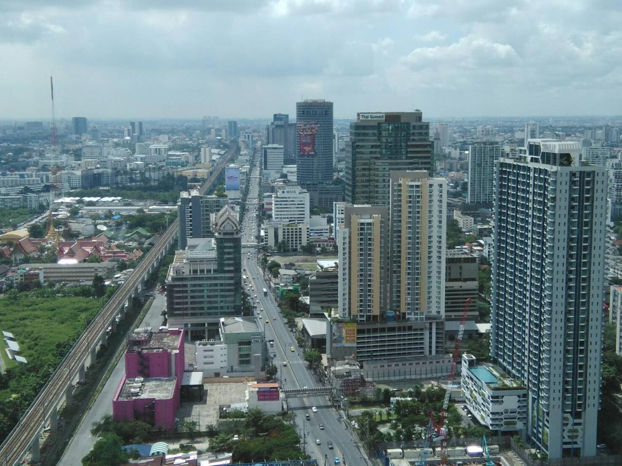 Arken Estate Agency Property Agency near BTS & MRT Agency's Address Asoke 1bedroom 45sqm only 32,000 baht 10