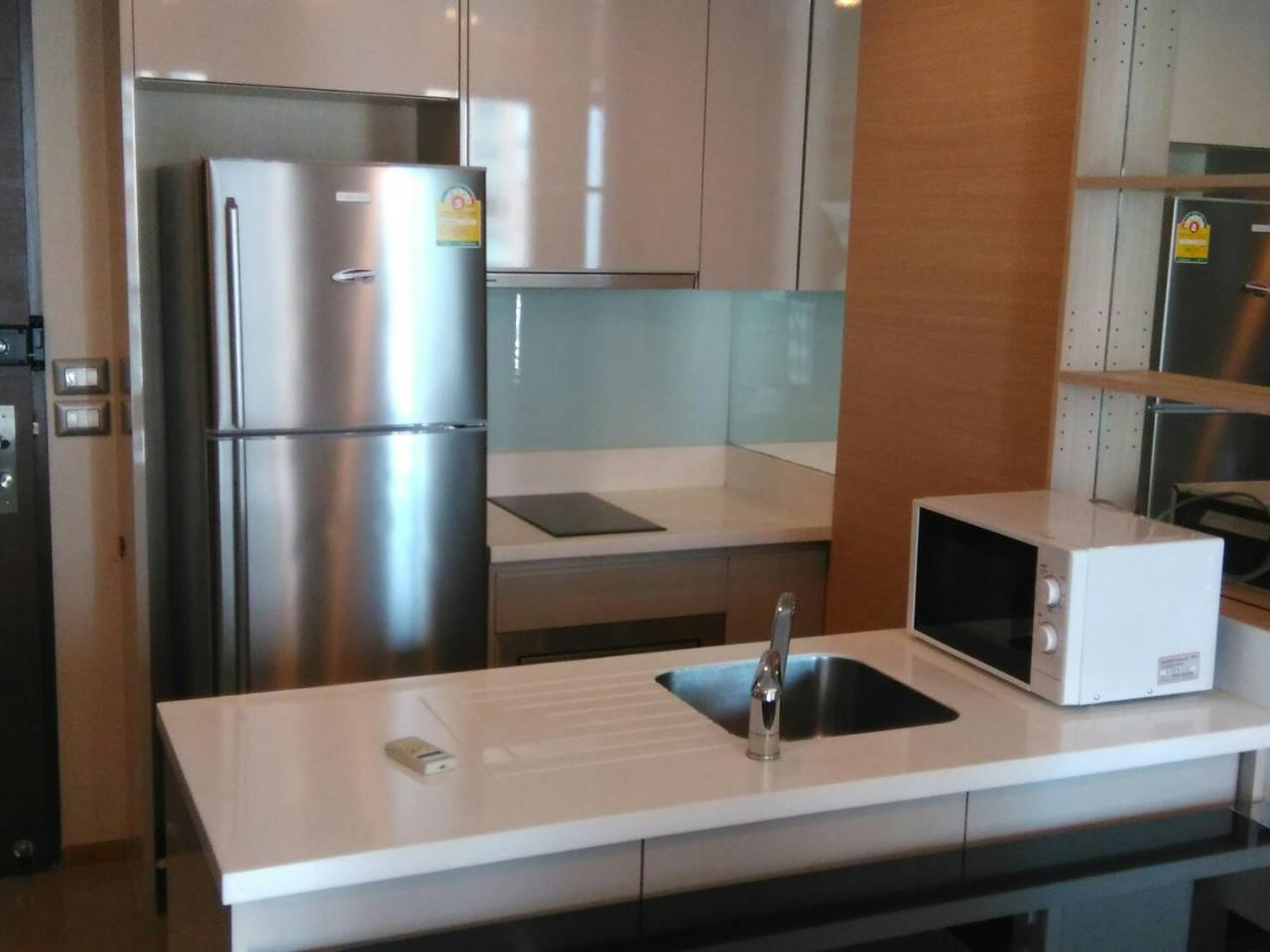 Arken Estate Agency Property Agency near BTS & MRT Agency's Address Asoke 1bedroom 45sqm only 32,000 baht 8