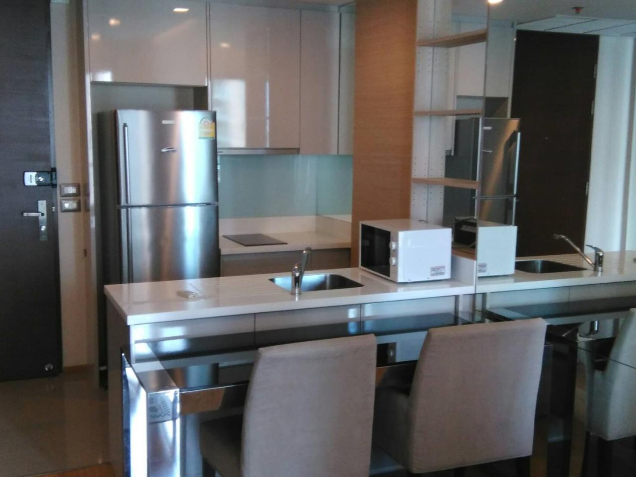 Arken Estate Agency Property Agency near BTS & MRT Agency's Address Asoke 1bedroom 45sqm only 32,000 baht 7