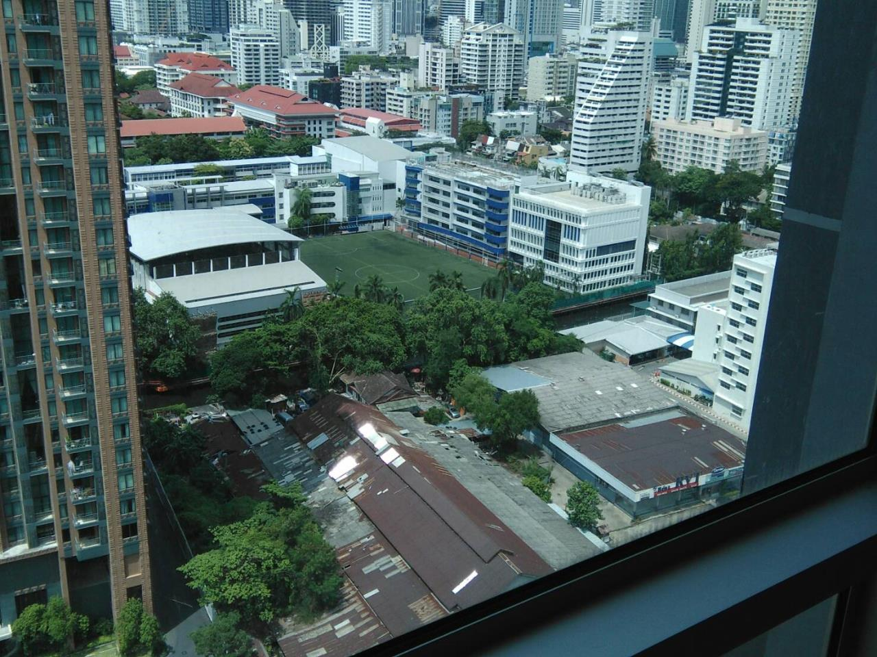 Arken Estate Agency Property Agency near BTS & MRT Agency's Address Asoke 1bedroom 45sqm only 32,000 baht 12