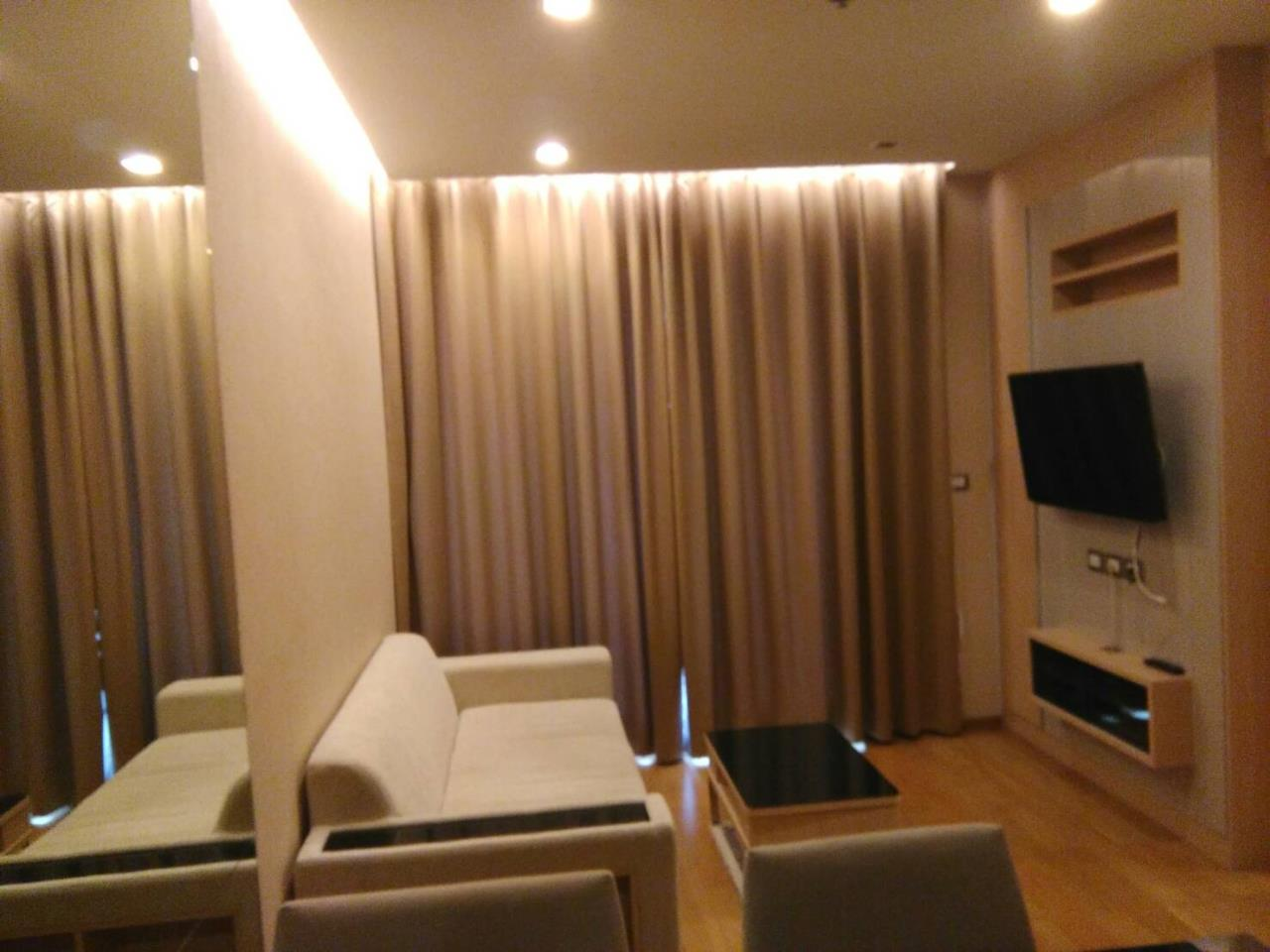 Arken Estate Agency Property Agency near BTS & MRT Agency's Address Asoke 1bedroom 45sqm only 32,000 baht 1