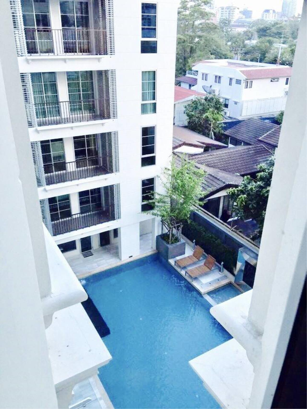 Arken Estate Agency Property Agency near BTS & MRT Agency's For Rent..Maestro 39, 2 bed 2 bath 1