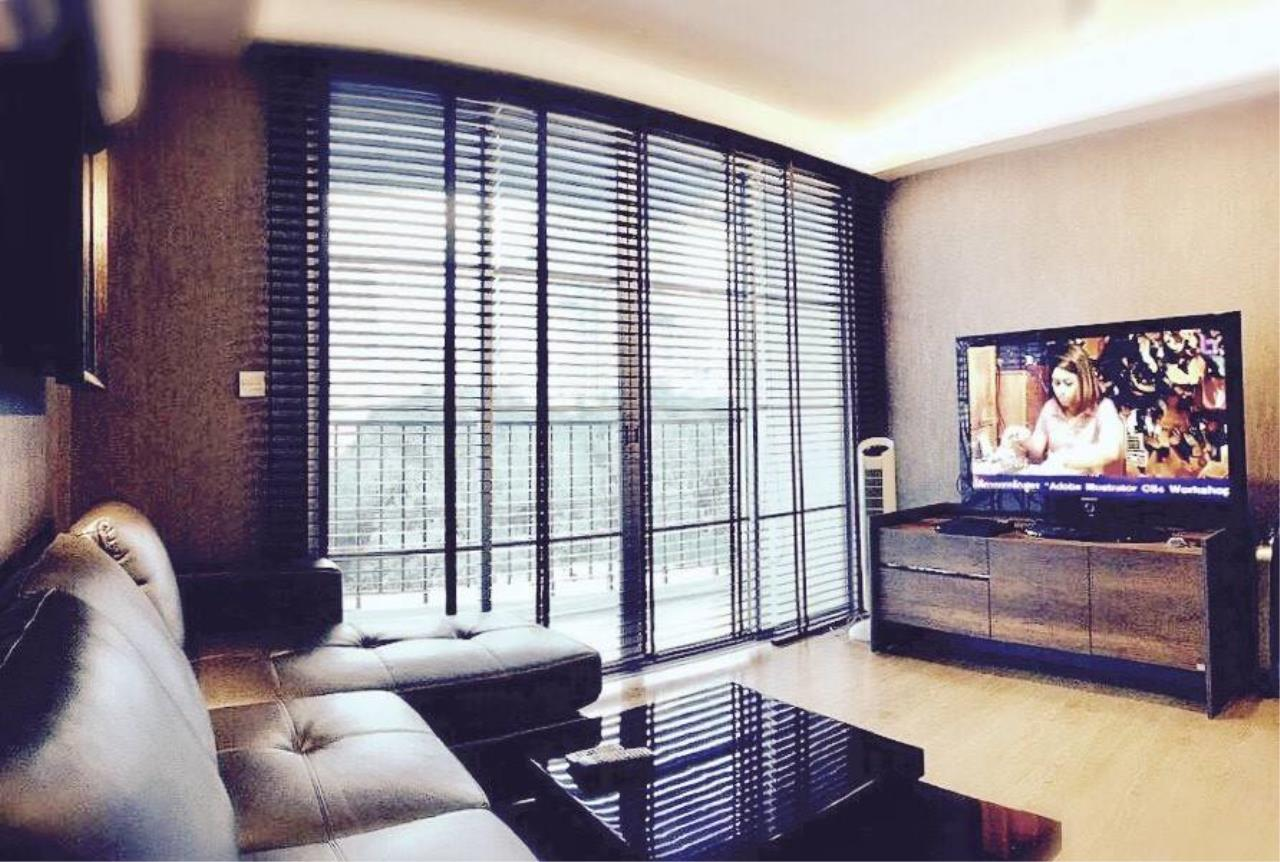 Arken Estate Agency Property Agency near BTS & MRT Agency's For Rent..Maestro 39, 2 bed 2 bath 2