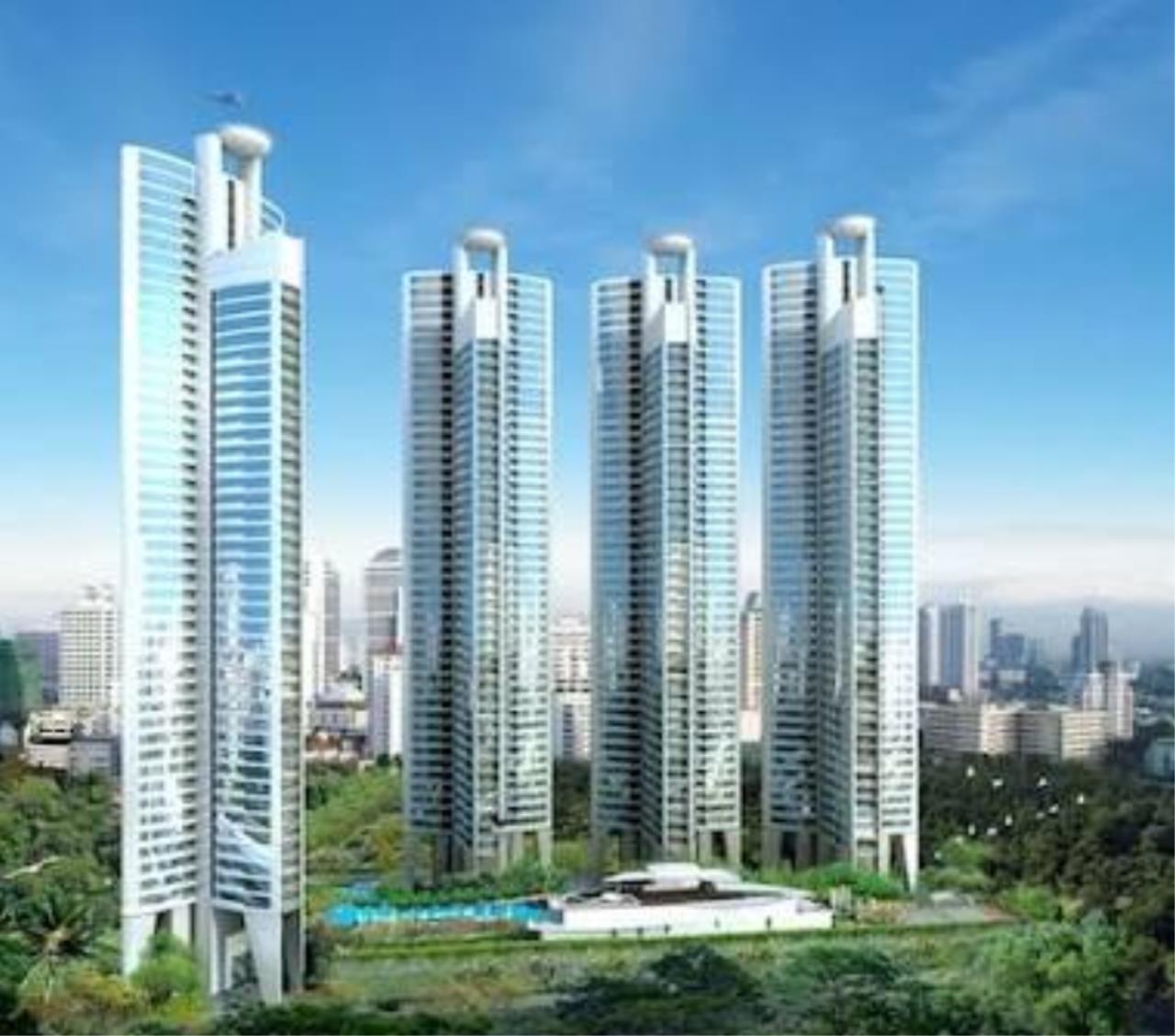 Arken Estate Agency Property Agency near BTS & MRT Agency's For Rent..The Millennium Residence 3 bed 3 bath 1