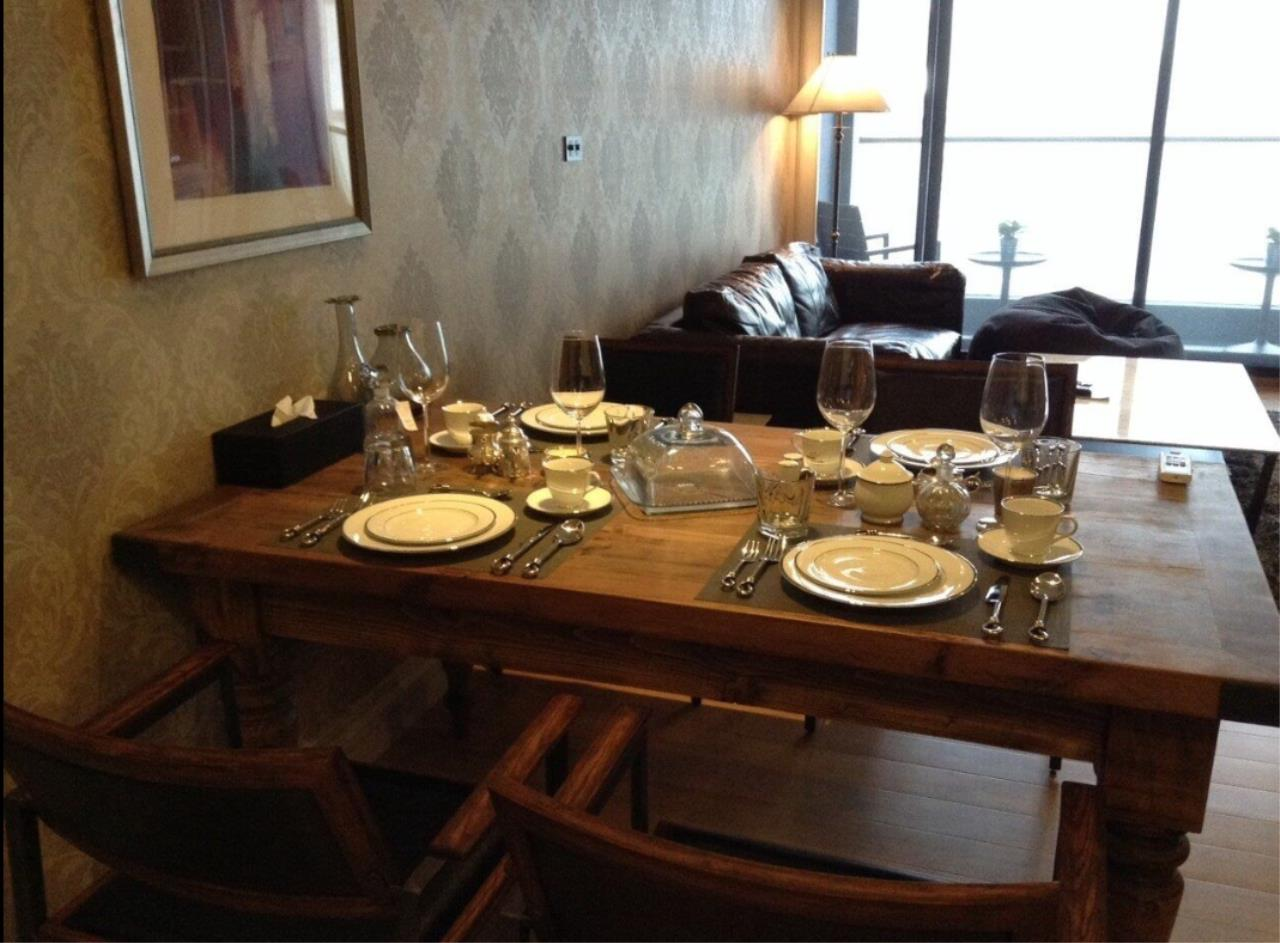 Arken Estate Agency Property Agency near BTS & MRT Agency's For Rent..Hyde Sukhumvit 2 bed 2 bath 5