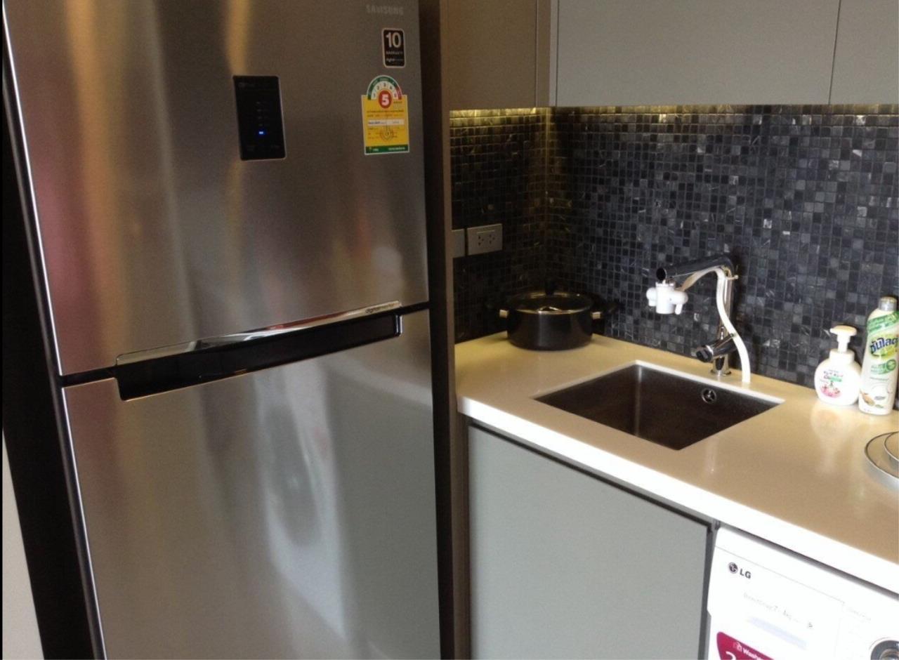 Arken Estate Agency Property Agency near BTS & MRT Agency's For Rent..Hyde Sukhumvit 2 bed 2 bath 6
