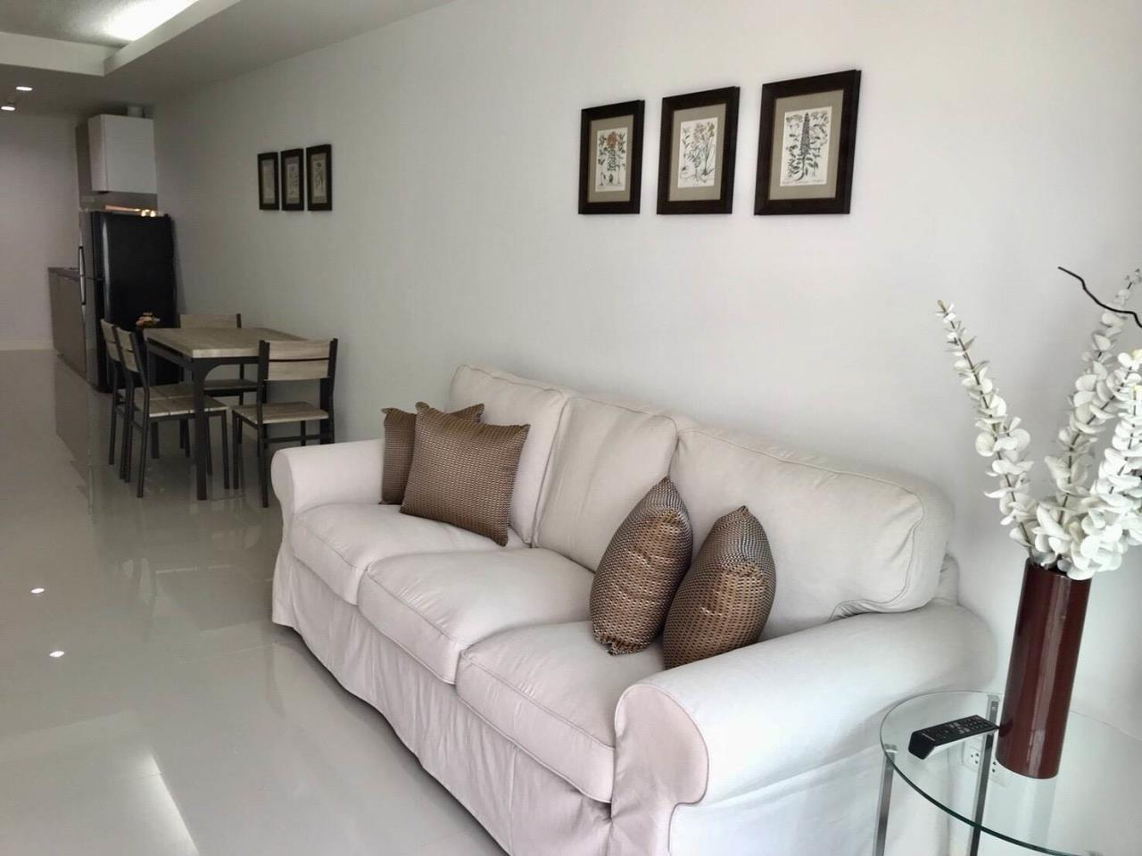 Arken Estate Agency Property Agency near BTS & MRT Agency's For Sale / Rent The Waterford Sukhumvit 50, 2 bed 2 bath 2