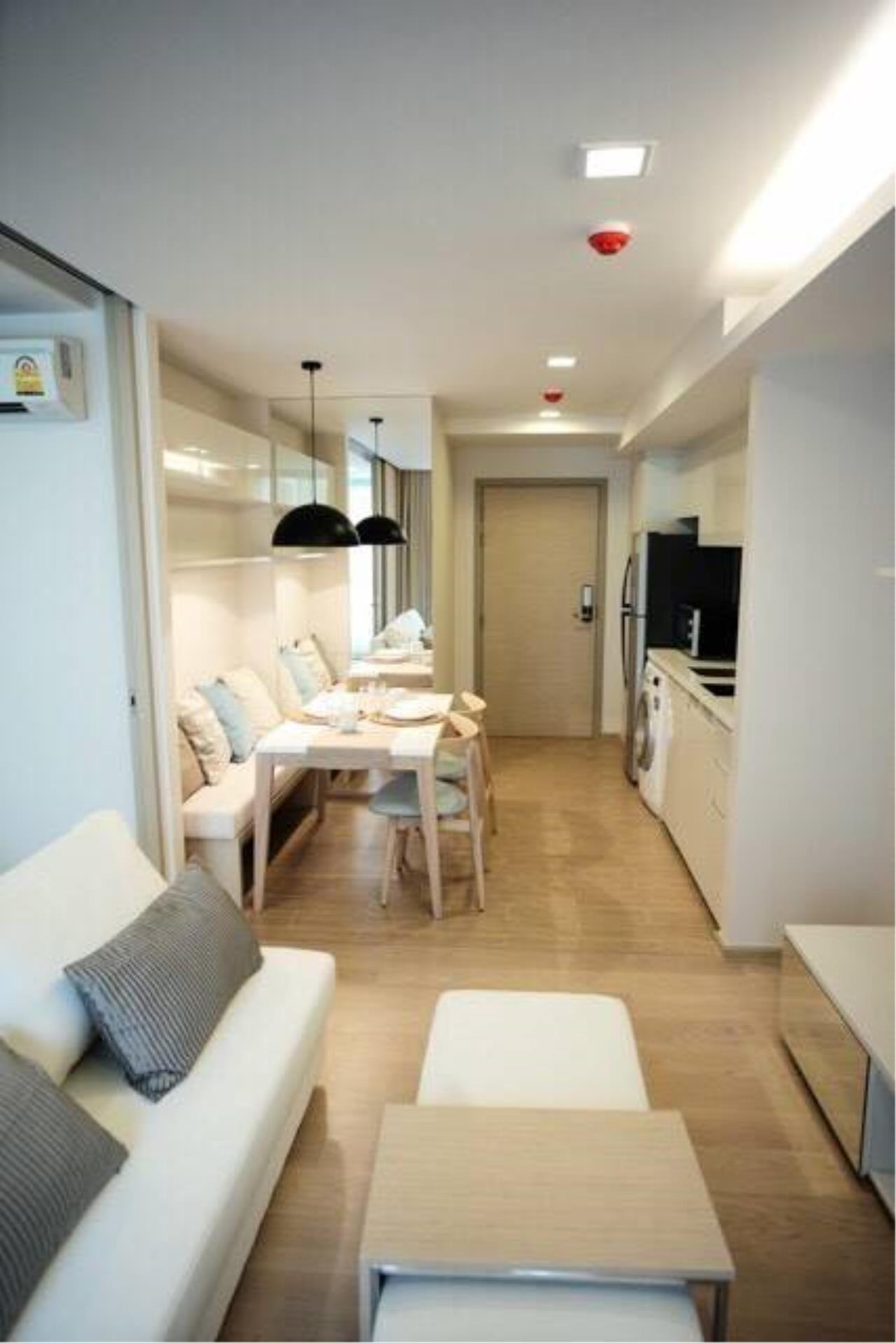 Arken Estate Agency Property Agency near BTS & MRT Agency's For Rent LIV@Sukhumvit 49, 1 bed 1 bath 5