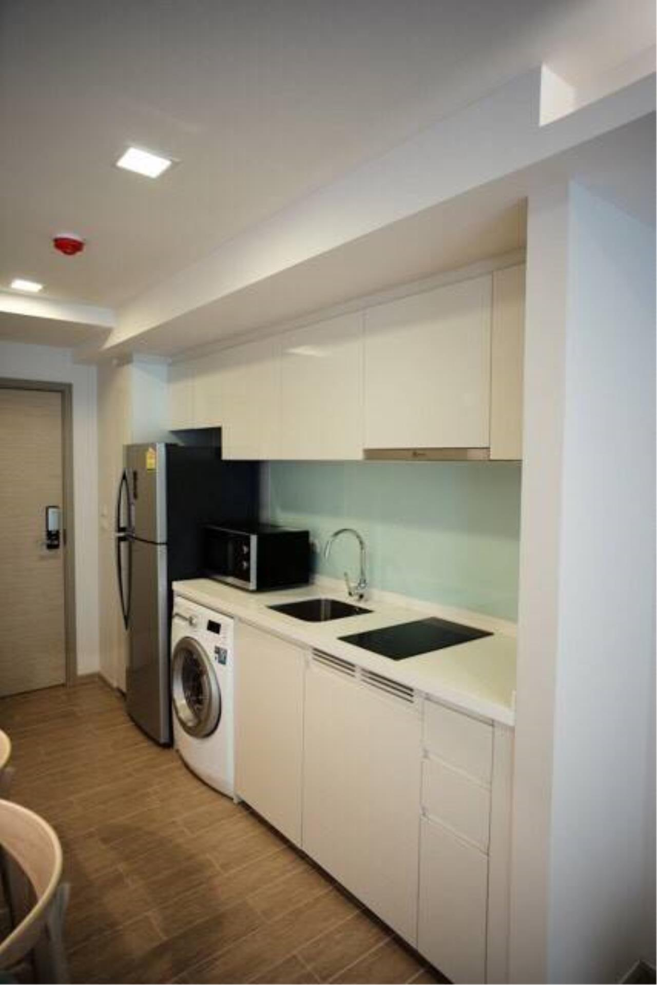 Arken Estate Agency Property Agency near BTS & MRT Agency's For Rent LIV@Sukhumvit 49, 1 bed 1 bath 6