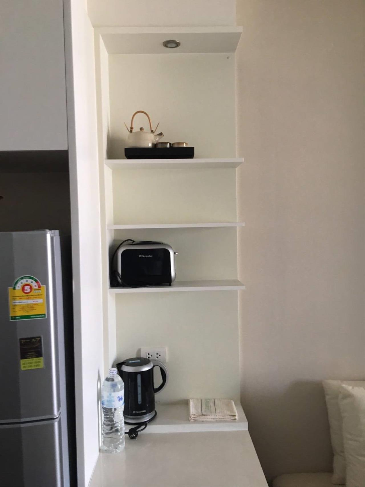 Arken Estate Agency Property Agency near BTS & MRT Agency's For Rent IVY Thonglor 1 bed 1 bath+tub 5
