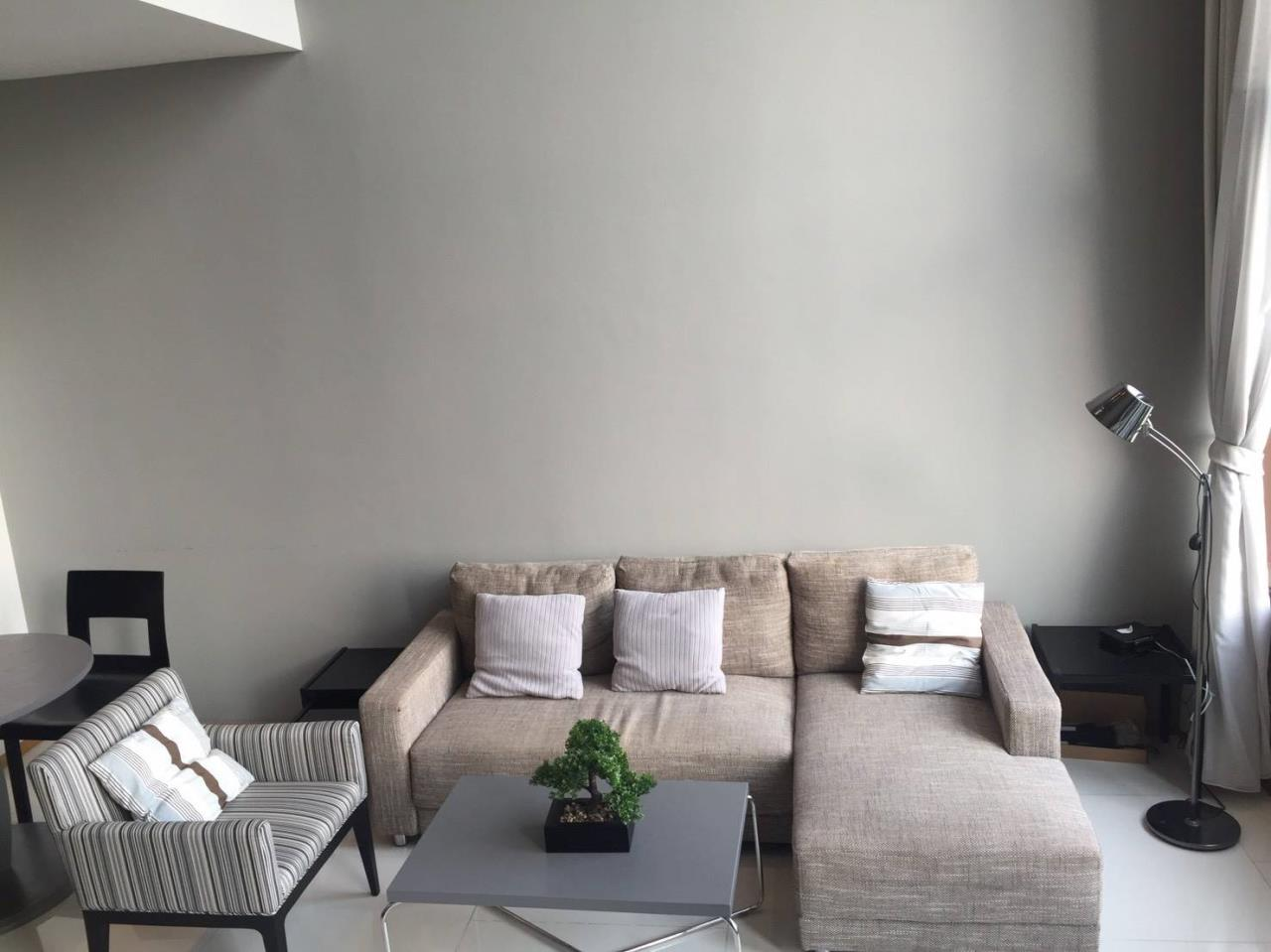 Arken Estate Agency Property Agency near BTS & MRT Agency's For Rent The Emporio Place 1 bed Duplex 3