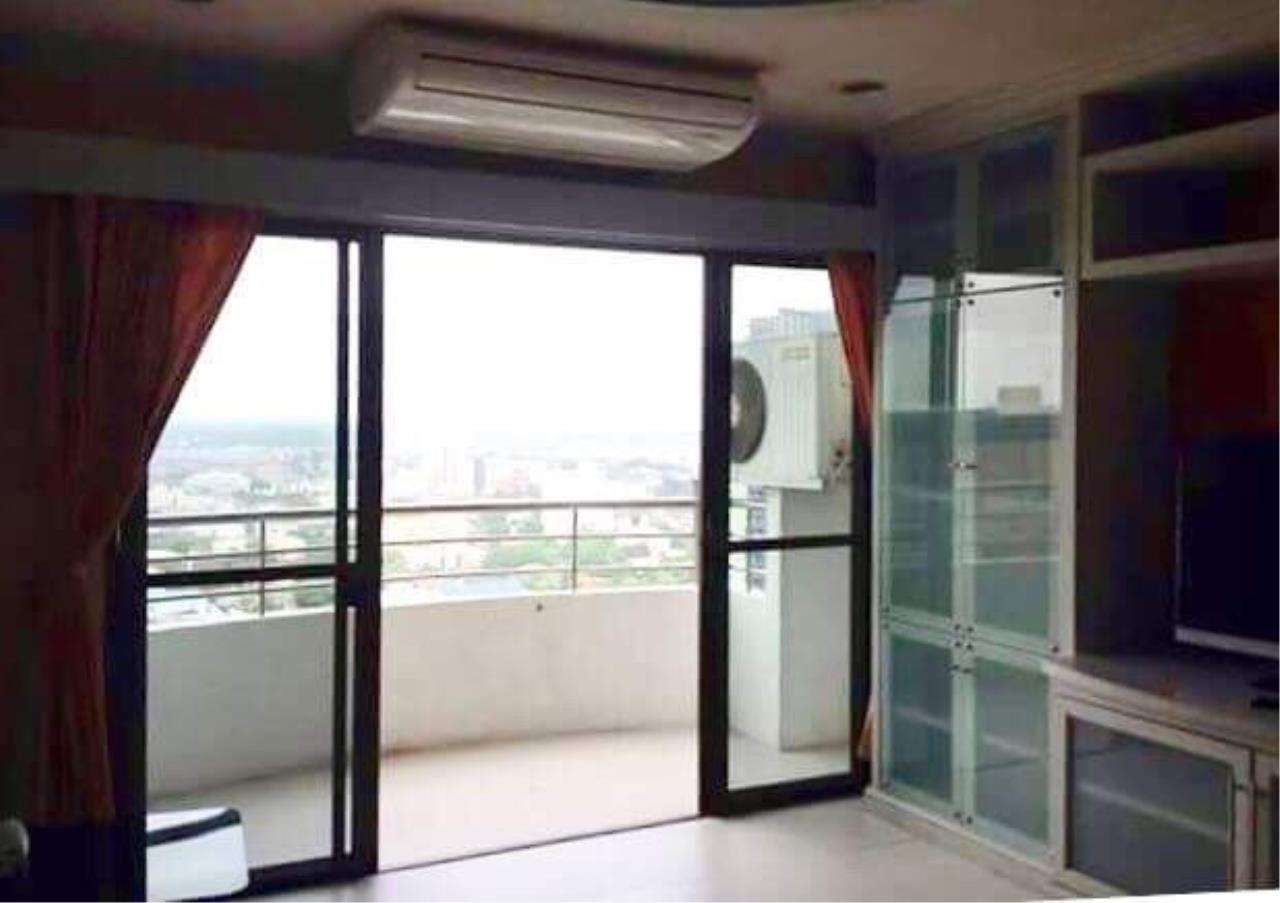 Arken Estate Agency Property Agency near BTS & MRT Agency's For Rent Top View Tower 2 bed 2 bath 4