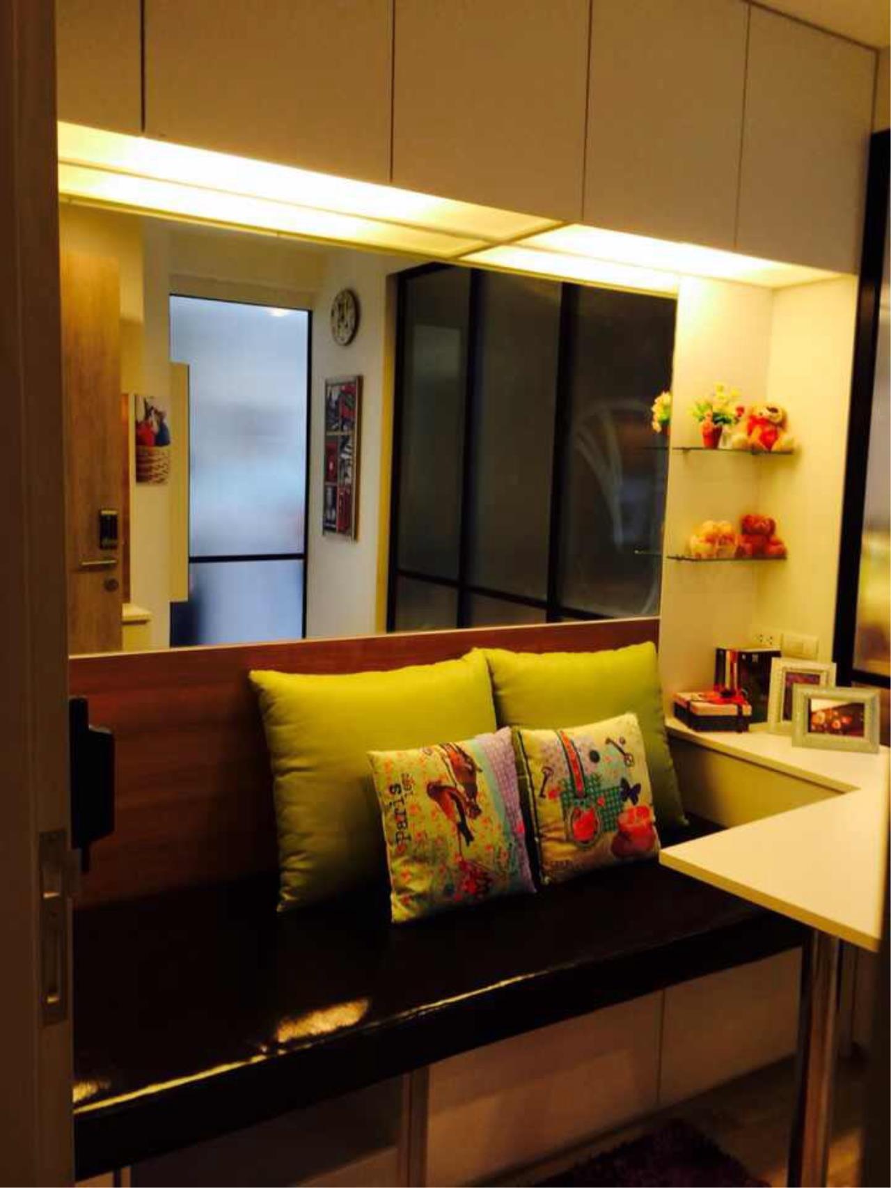 Arken Estate Agency Property Agency near BTS & MRT Agency's For Rent Ideo Mobi Rama 9, studio type 1