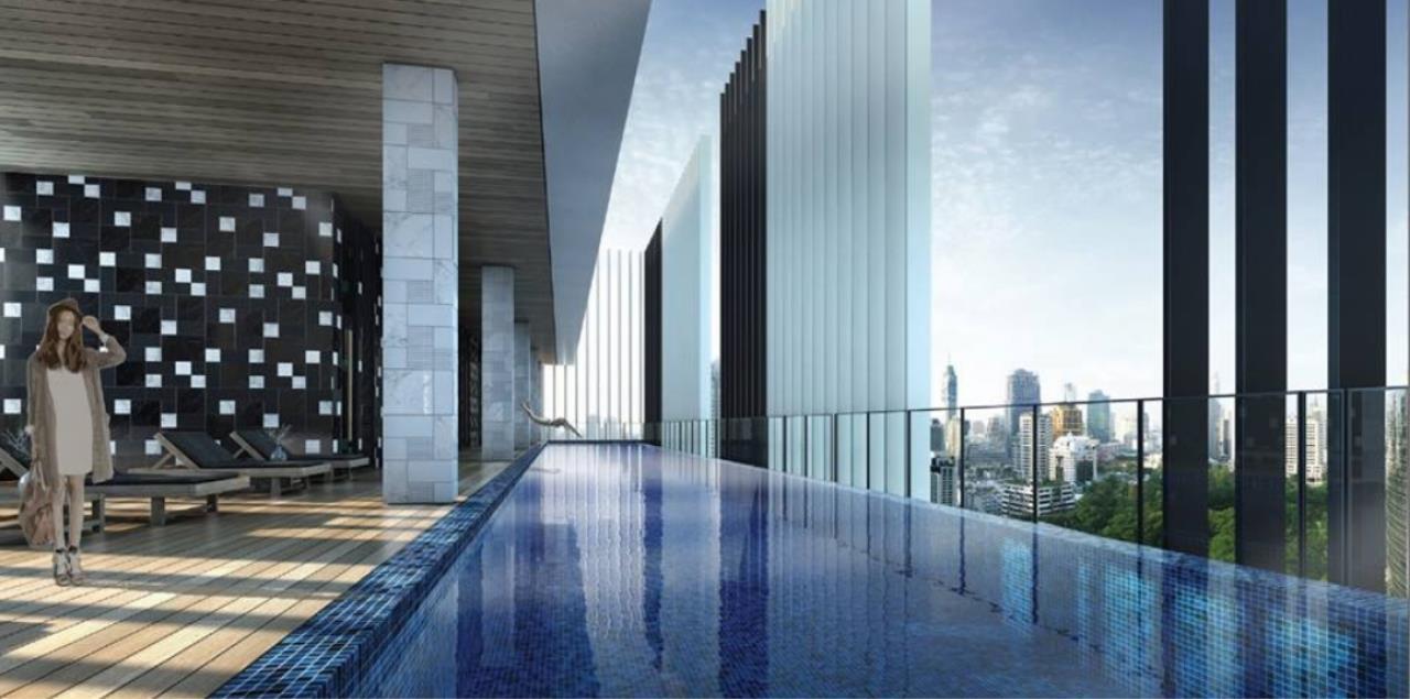 Arken Estate Agency Property Agency near BTS & MRT Agency's For Rent Park 24, 1 bed 3