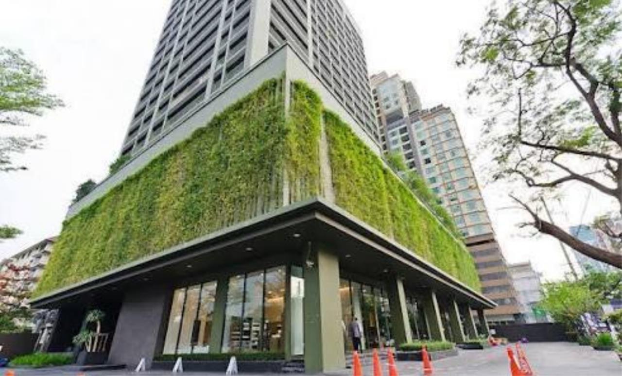 Arken Estate Agency Property Agency near BTS & MRT Agency's For Rent Noble Solo, 1 bed 1 bath 1