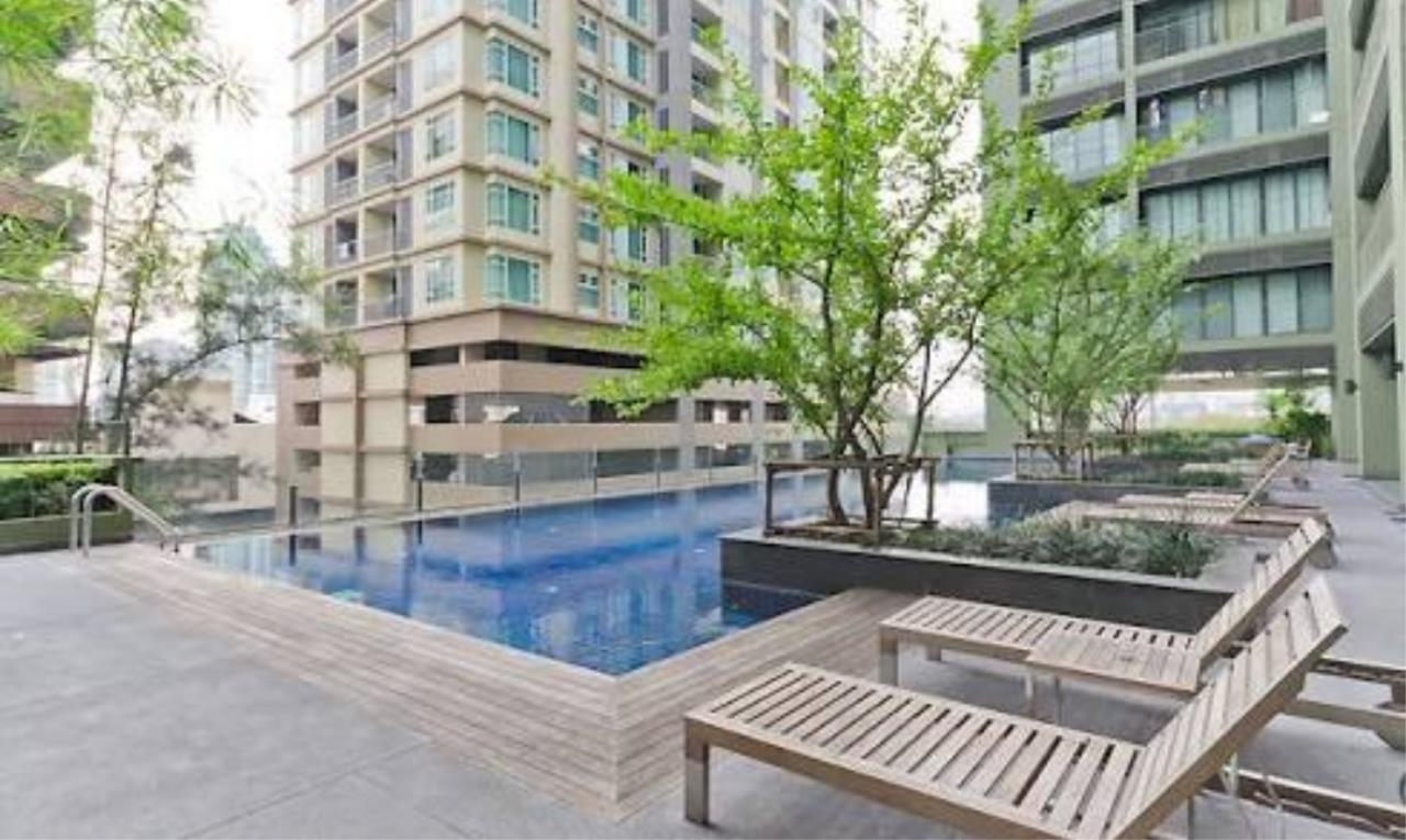 Arken Estate Agency Property Agency near BTS & MRT Agency's For Rent Noble Solo, 1 bed 1 bath 2